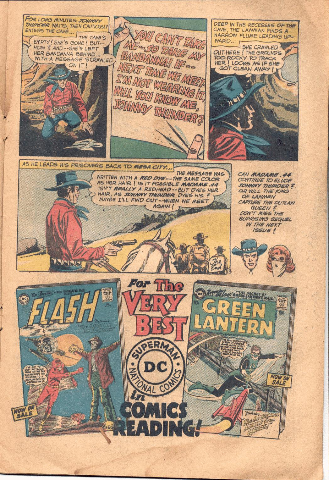 Read online All-Star Western (1951) comic -  Issue #117 - 16
