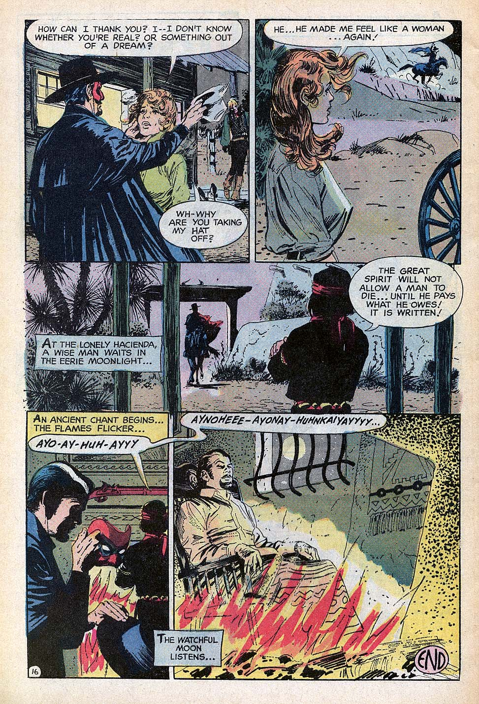 Read online All-Star Western (1970) comic -  Issue #3 - 26