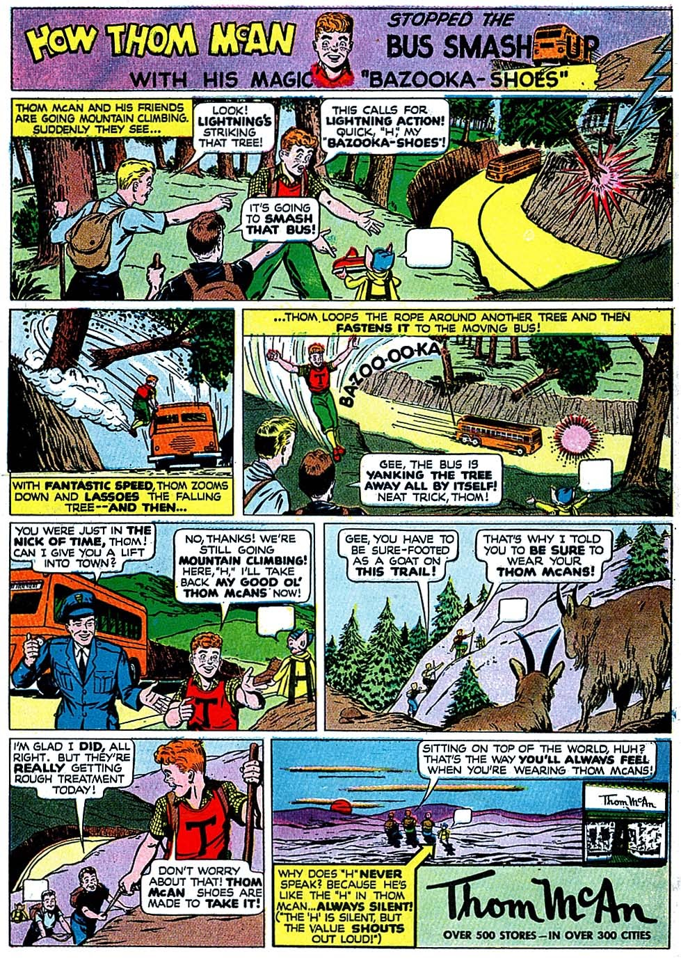 All Funny Comics issue 14 - Page 52
