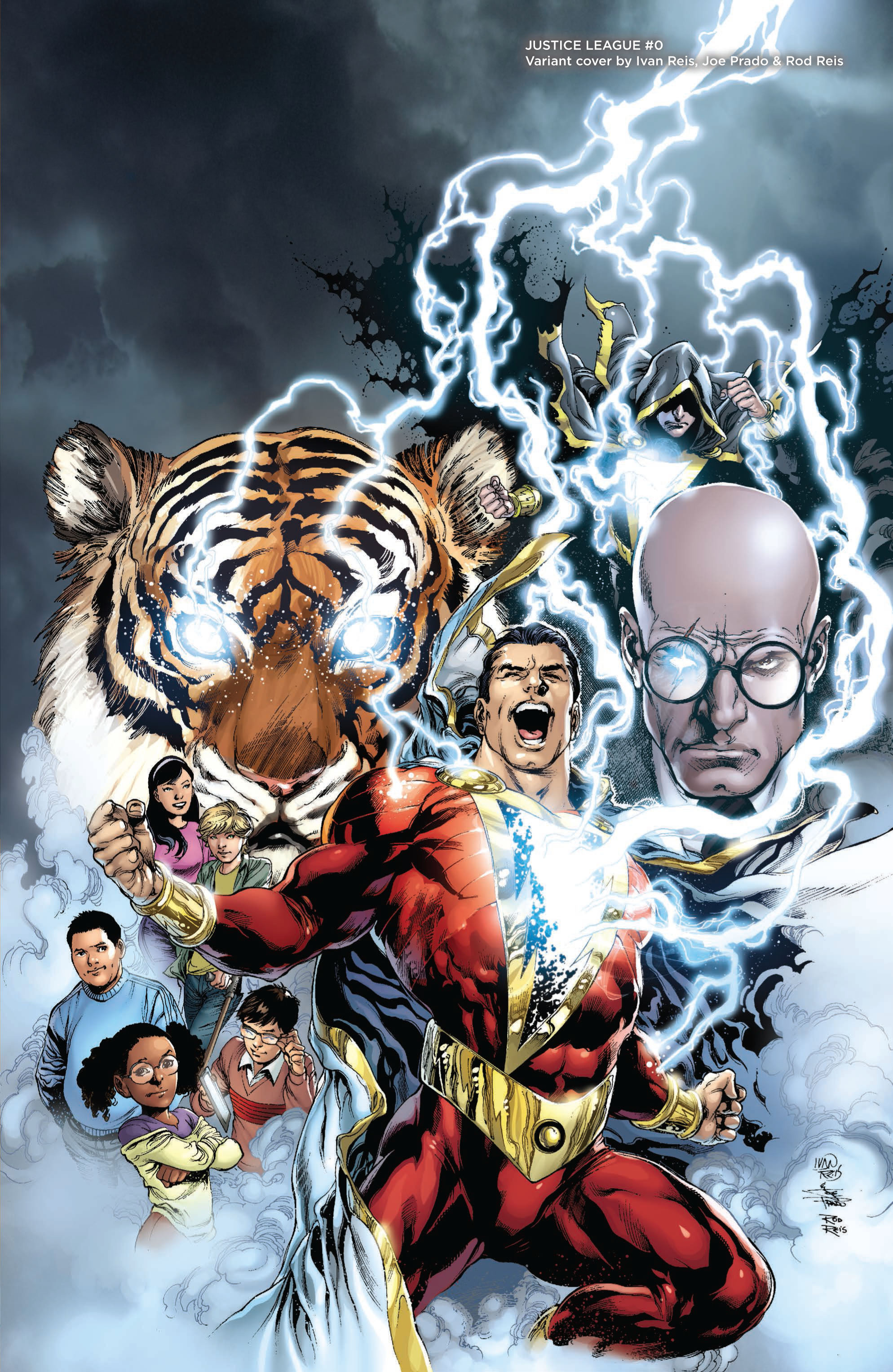 Read online Shazam! (2013) comic -  Issue #1 - 179