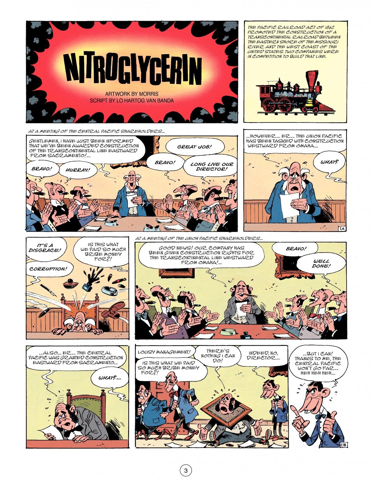 Read online A Lucky Luke Adventure comic -  Issue #53 - 3