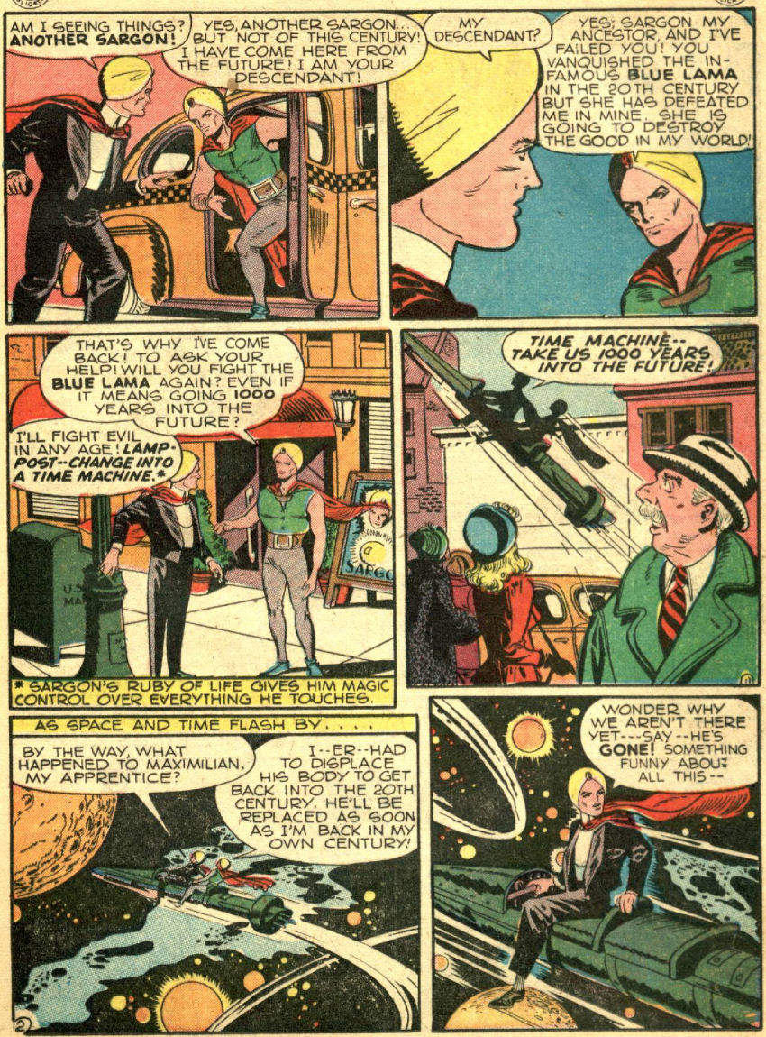 Read online Sensation (Mystery) Comics comic -  Issue #69 - 27