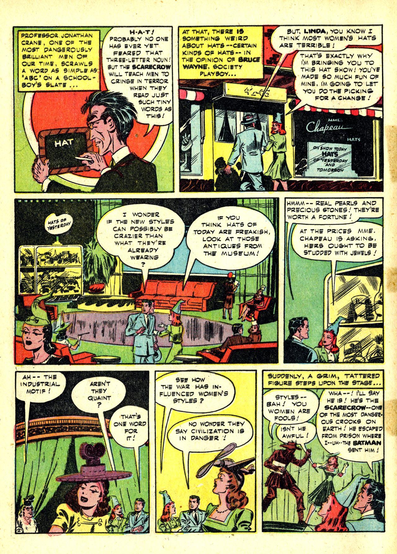 Detective Comics (1937) 73 Page 3
