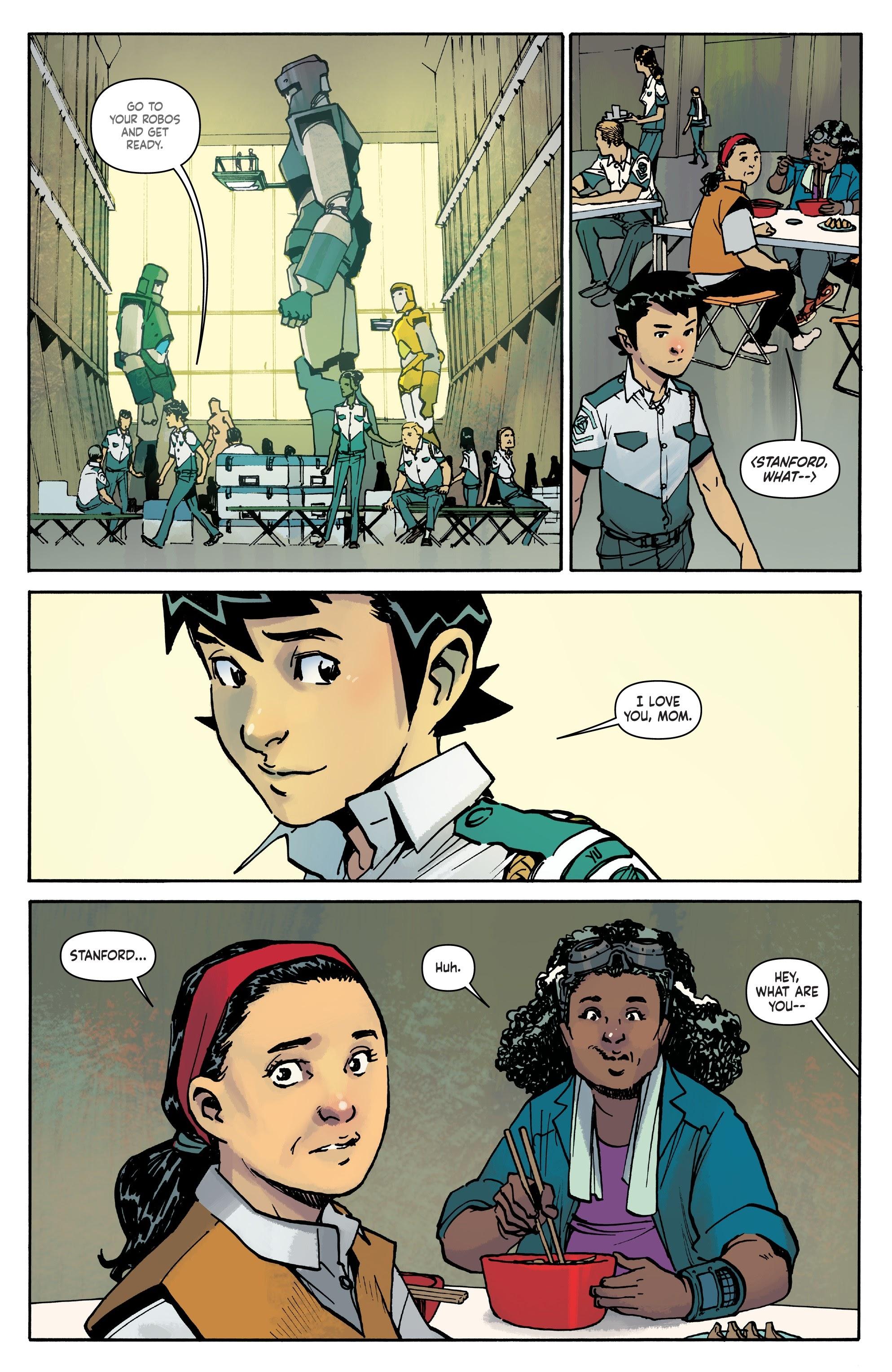 Mech Cadet Yu #_TPB_2 #15 - English 72