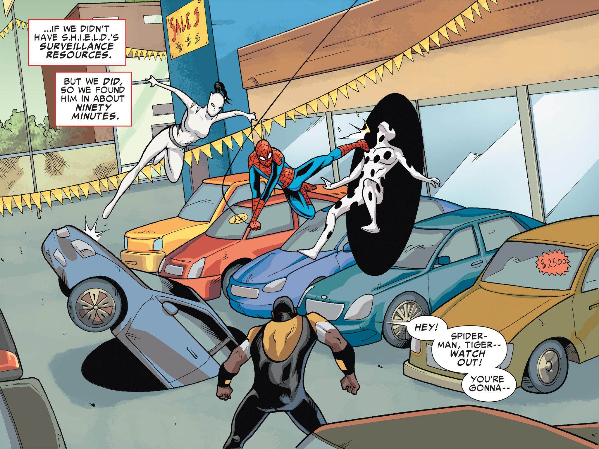 Read online Ultimate Spider-Man (Infinite Comics) (2016) comic -  Issue #6 - 20