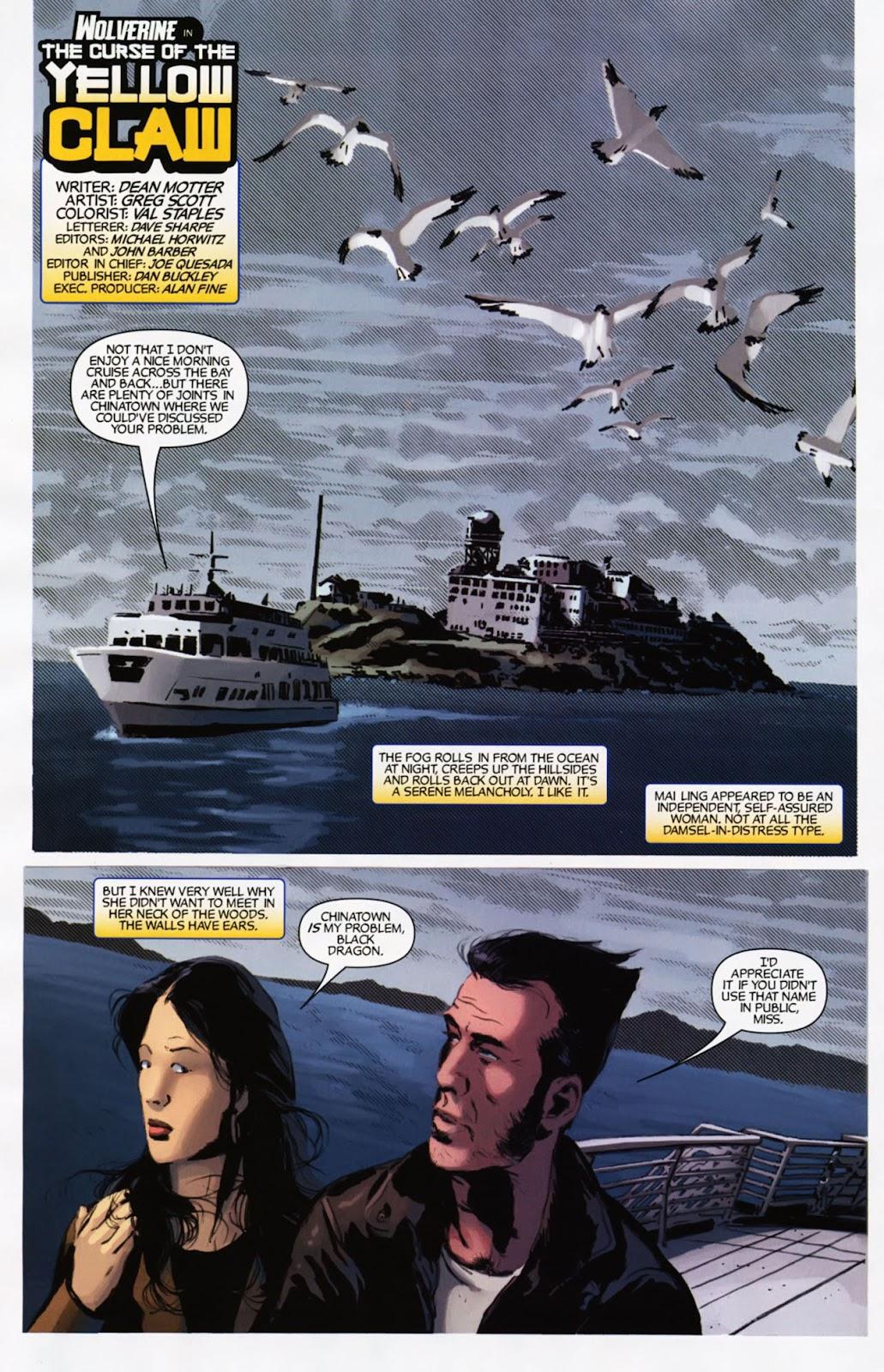 Read online Wolverine (2003) comic -  Issue #900 - 13