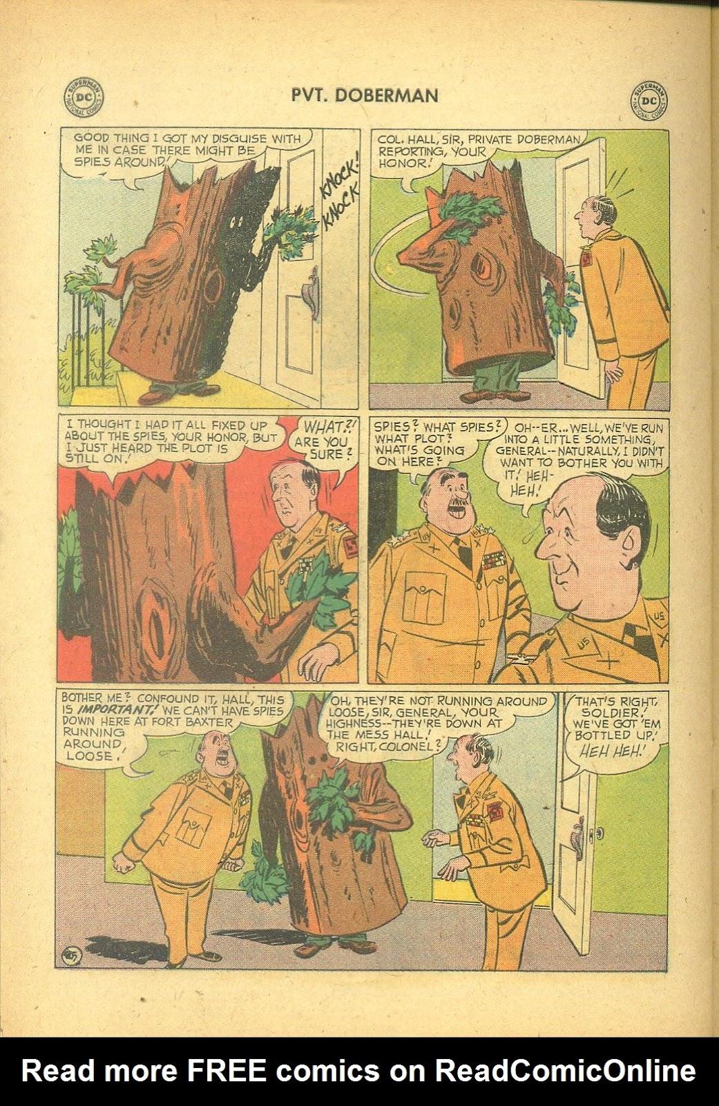 Sgt. Bilko's Pvt. Doberman issue 1 - Page 30