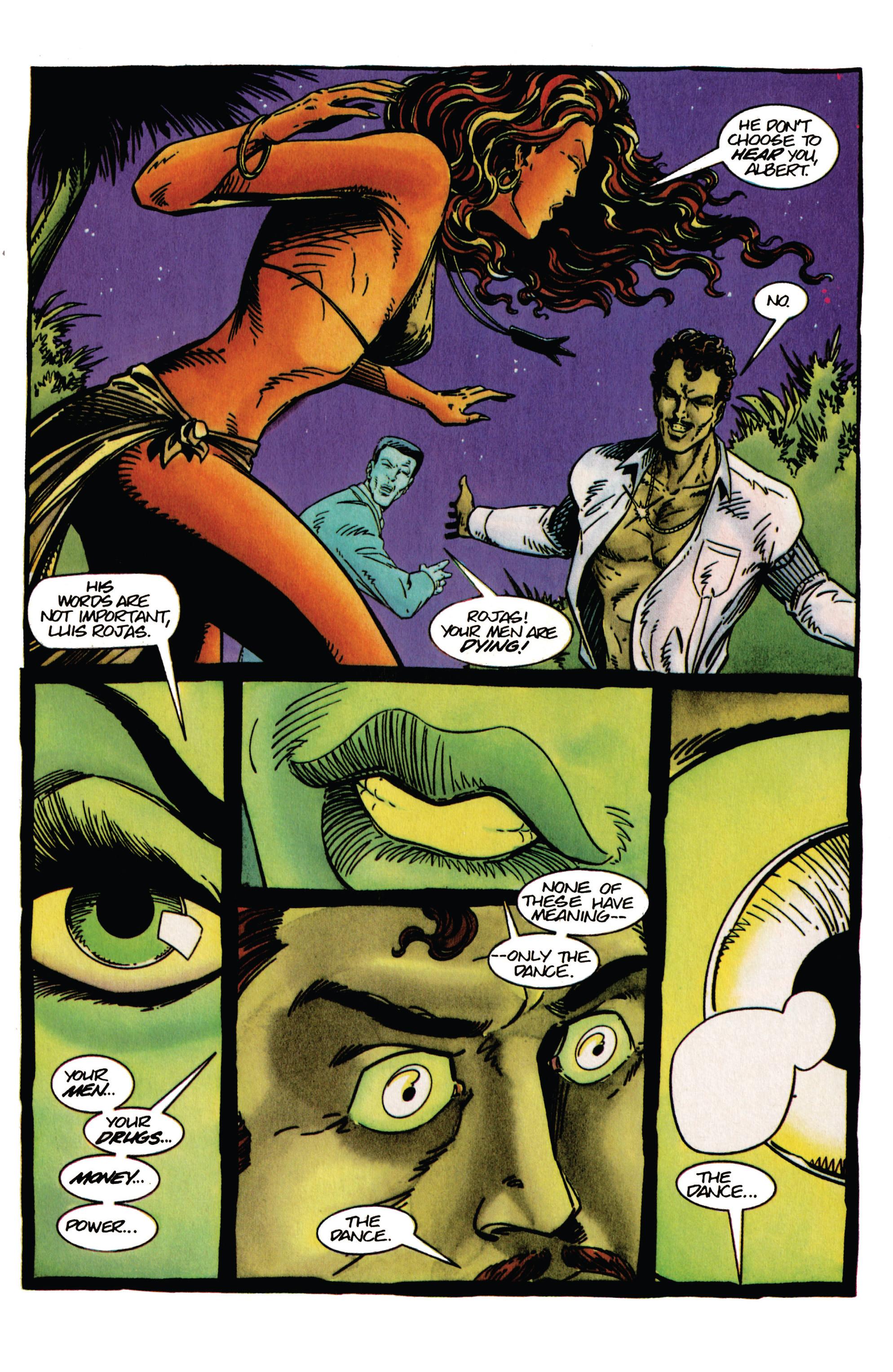 Read online Shadowman (1992) comic -  Issue #34 - 14