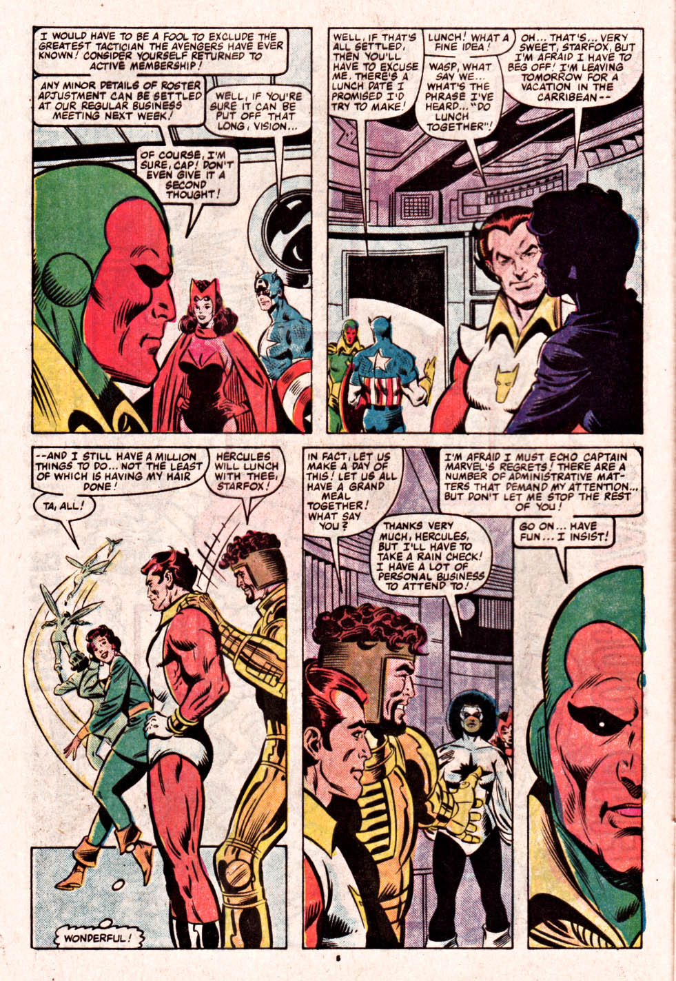The Avengers (1963) 251 Page 5