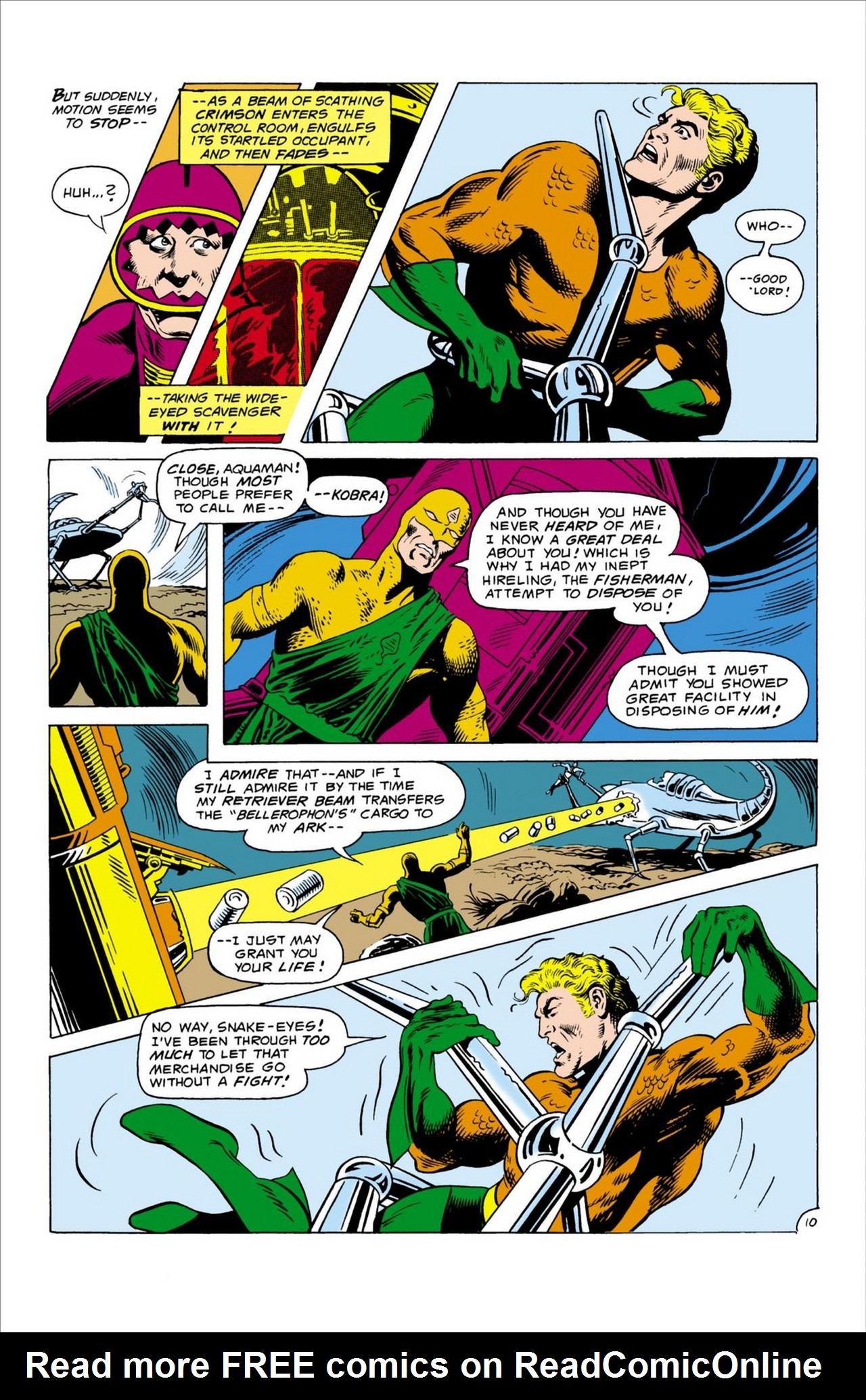 Read online Aquaman (1962) comic -  Issue #60 - 11