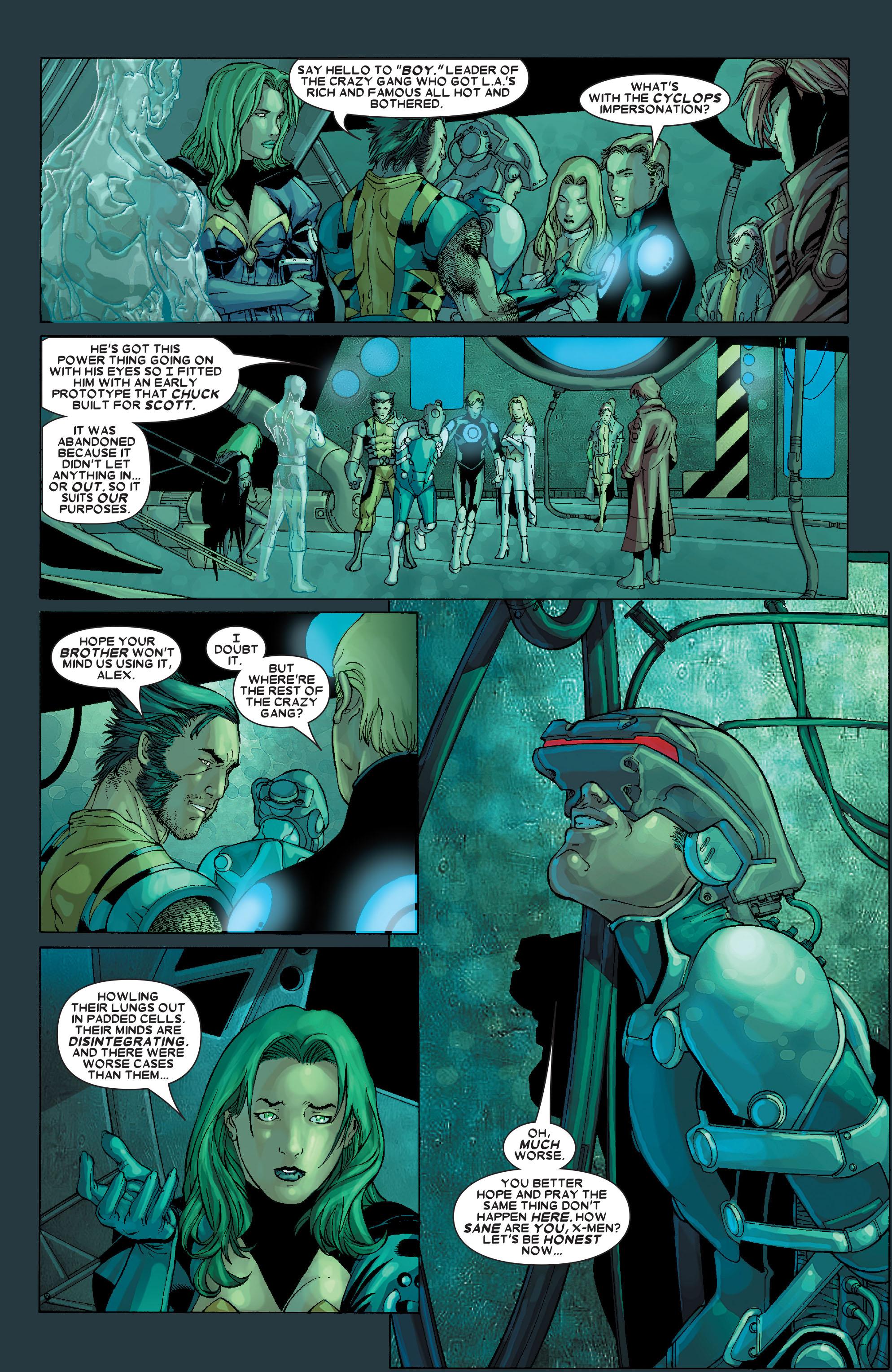 X-Men (1991) 168 Page 17
