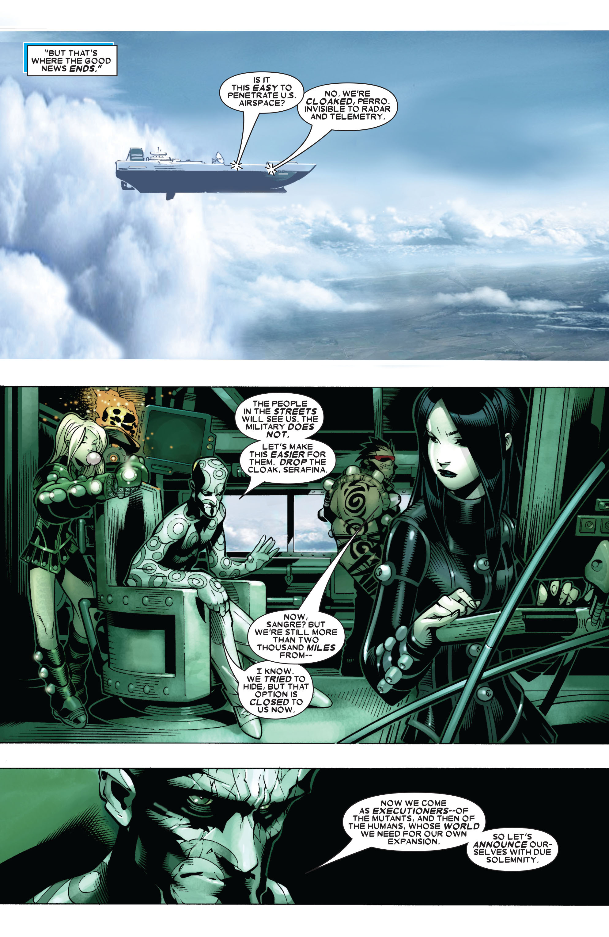X-Men (1991) 192 Page 6