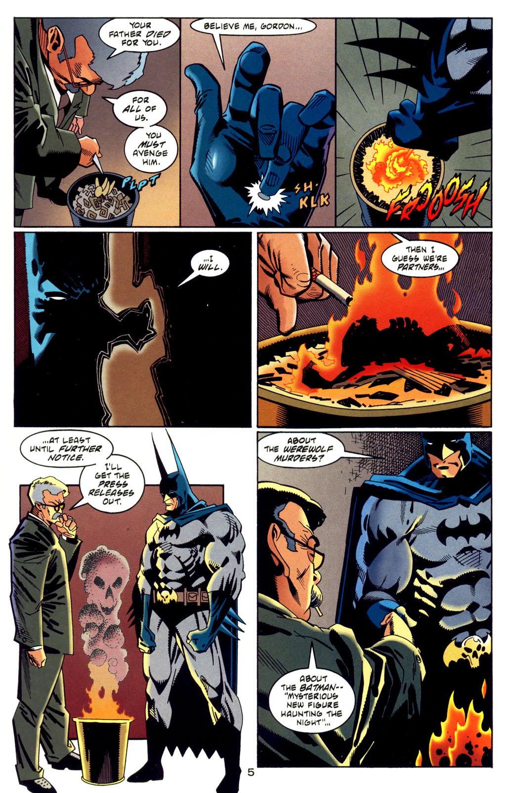 Read online Batman: Haunted Gotham comic -  Issue #2 - 7