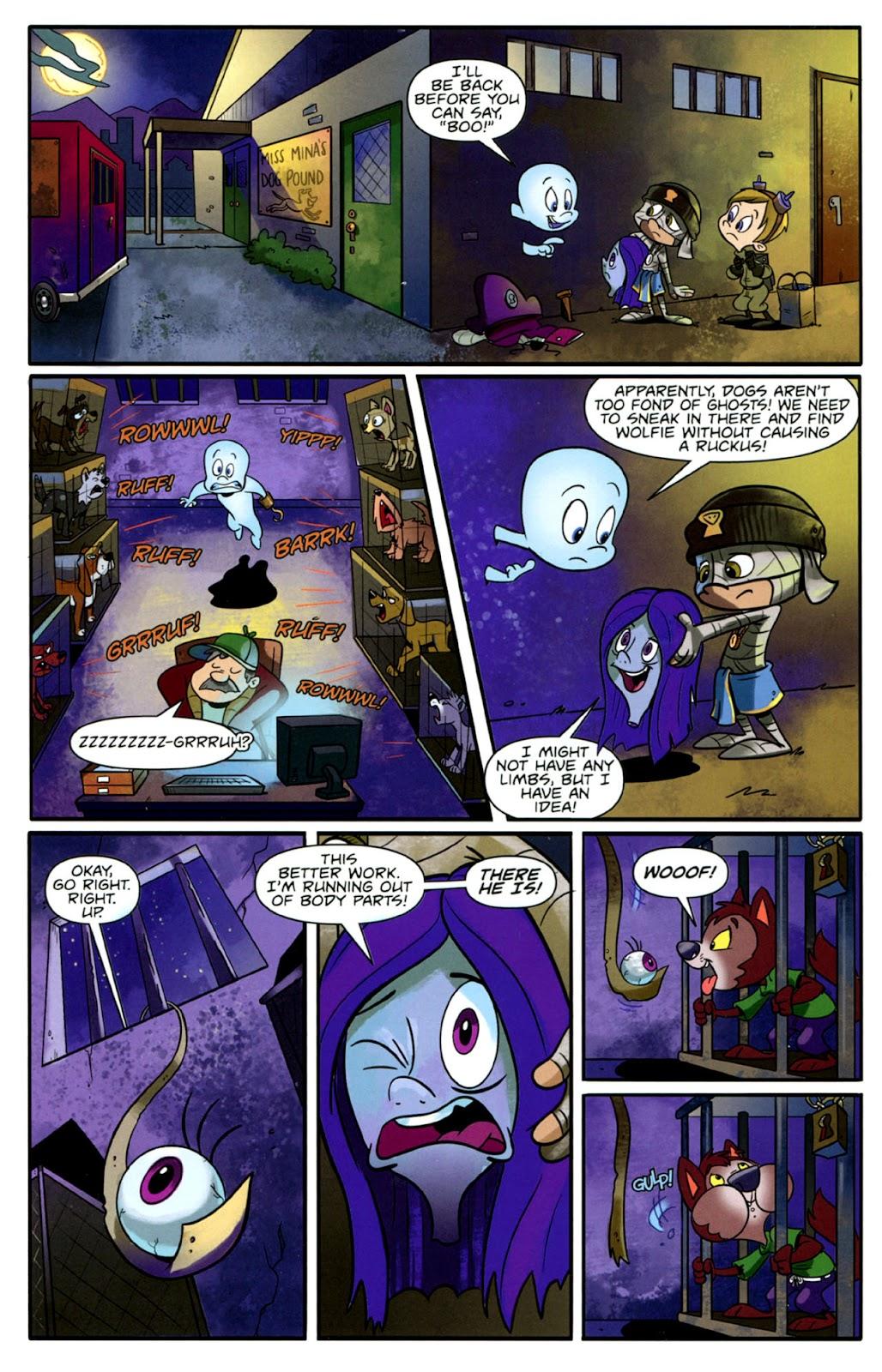 Read online Casper's Scare School comic -  Issue #1 - 15