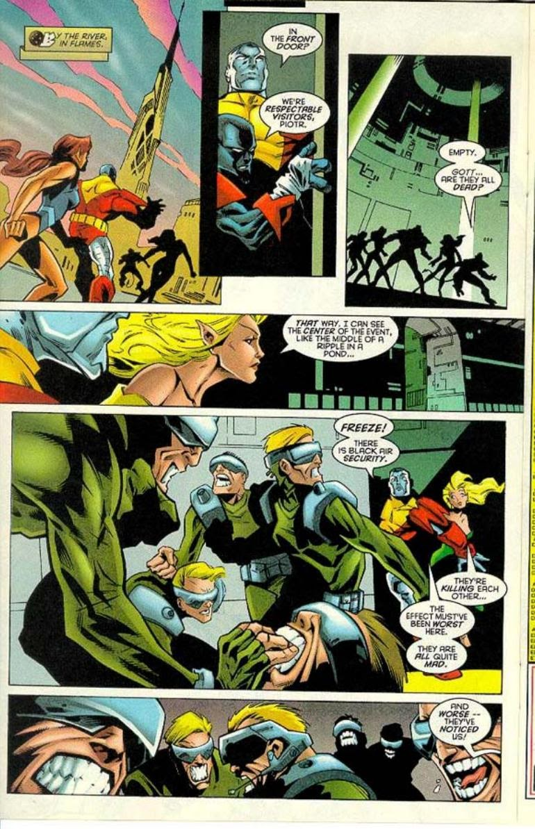 Excalibur (1988) issue 100 - Page 15