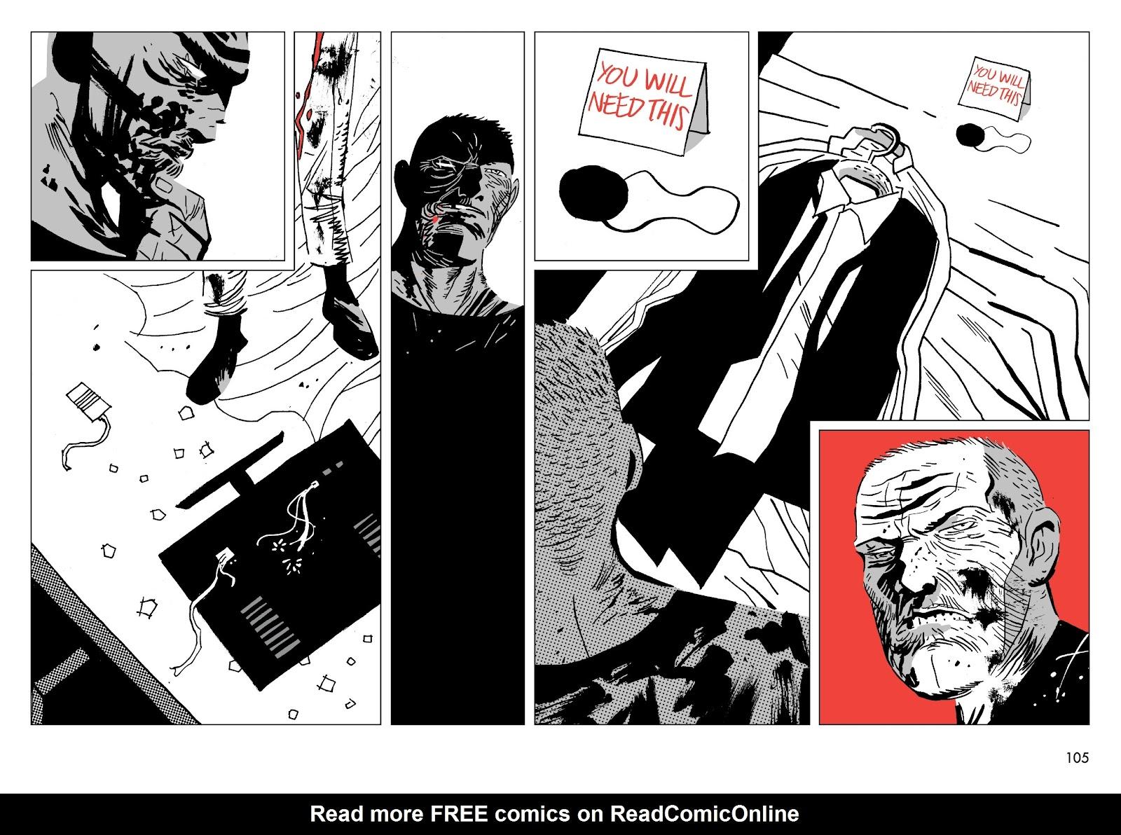 Read online Polar comic -  Issue # TPB The Kaiser Falls (Part 2) - 7