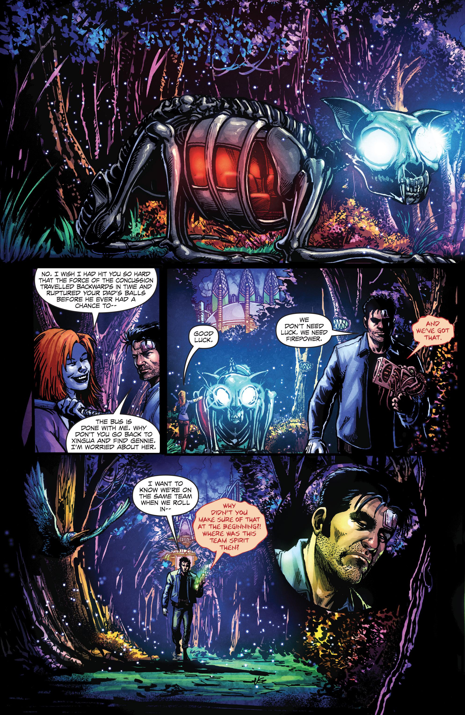 Read online Ballistic (2013) comic -  Issue #5 - 8