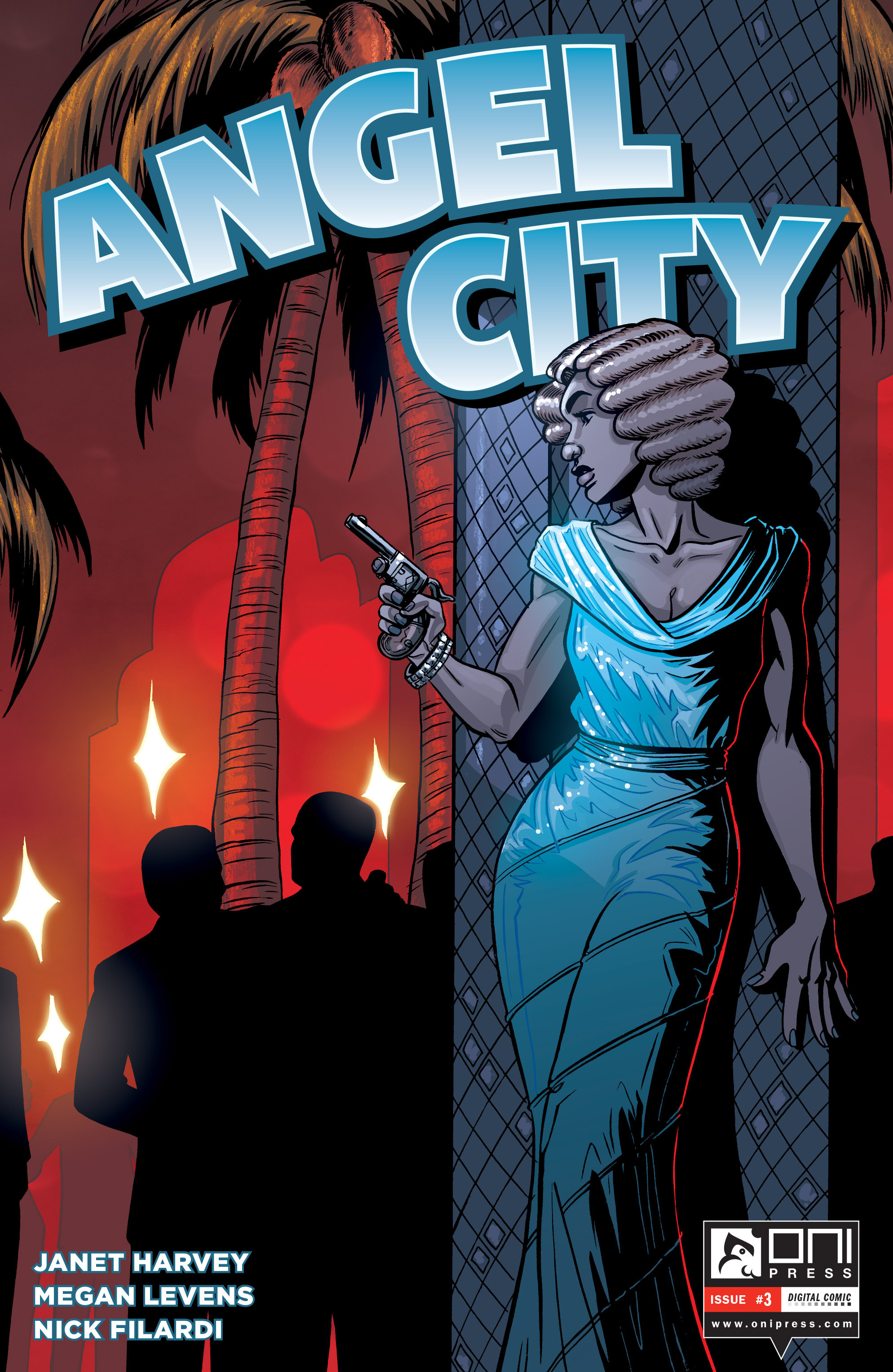 Read online Angel City comic -  Issue #3 - 1