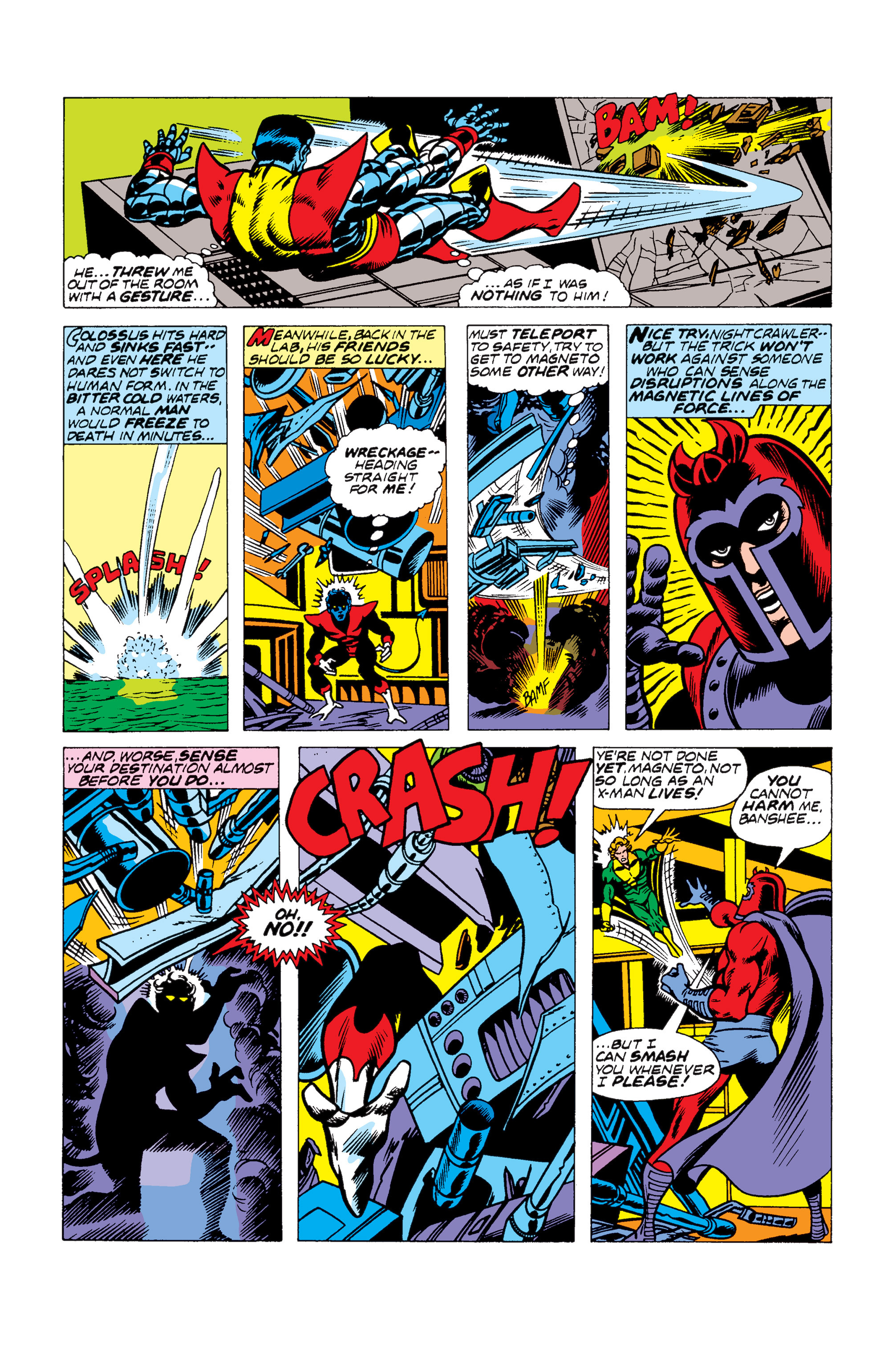Read online Uncanny X-Men (1963) comic -  Issue #104 - 12