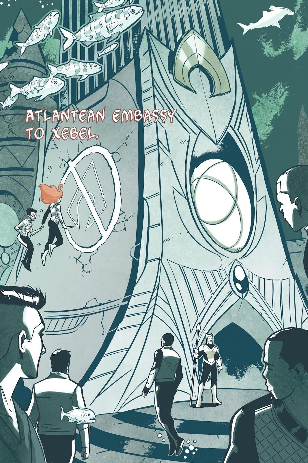 Read online Mera: Tidebreaker comic -  Issue # TPB (Part 1) - 12