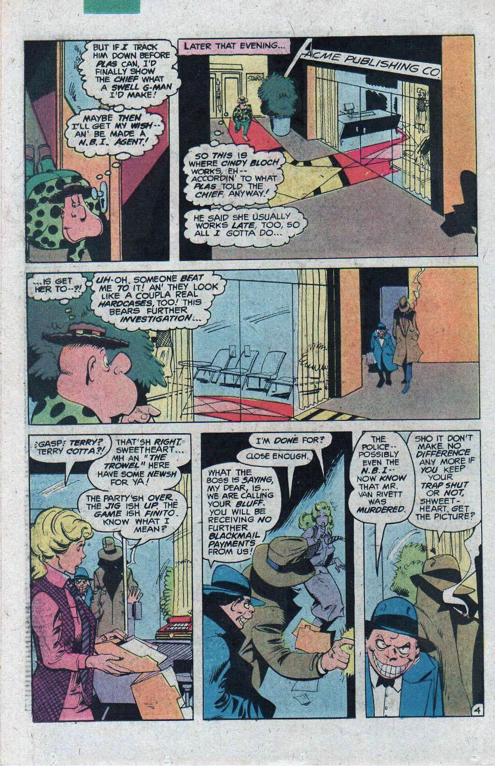 Read online Adventure Comics (1938) comic -  Issue #470 - 26