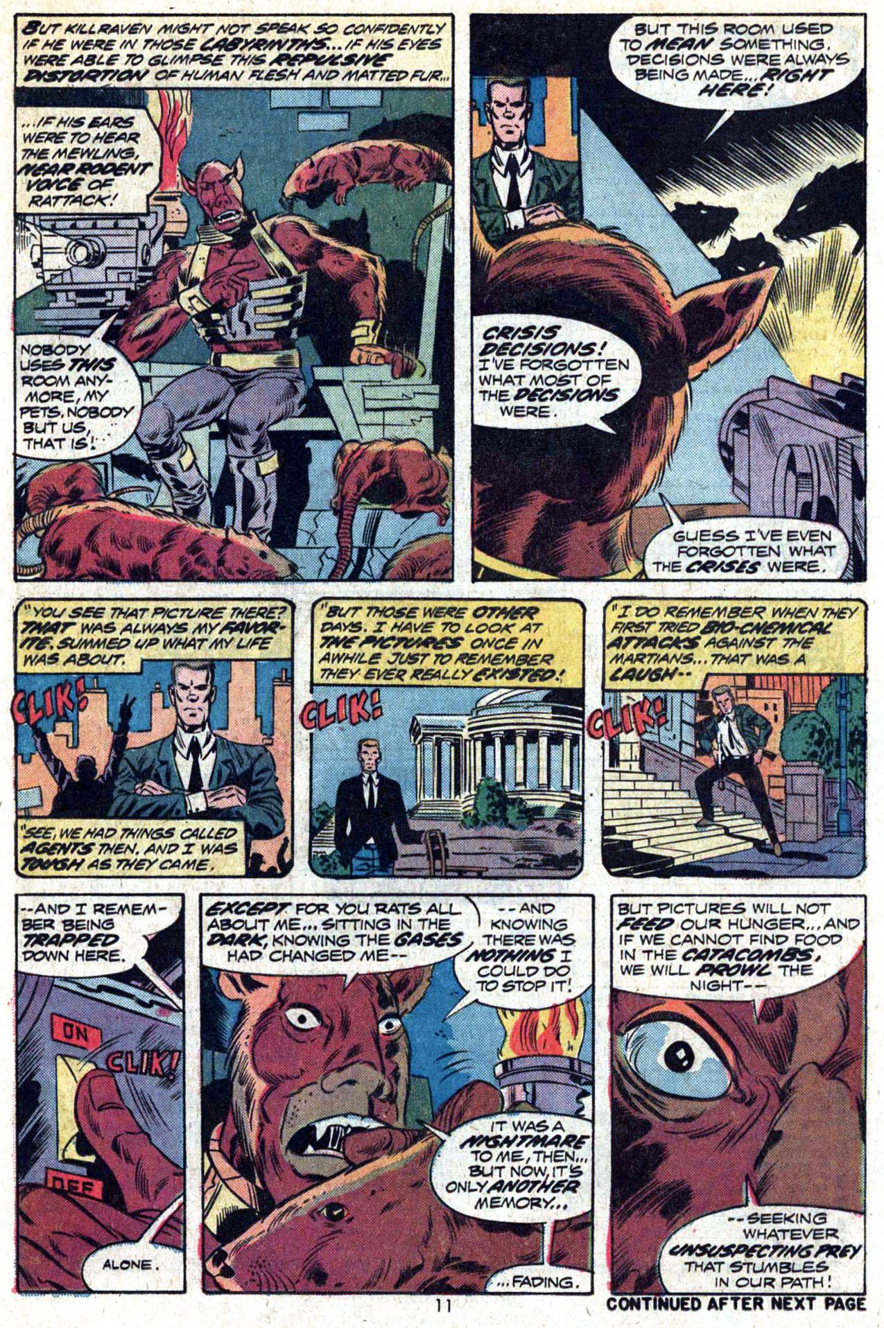Read online Amazing Adventures (1970) comic -  Issue #23 - 12