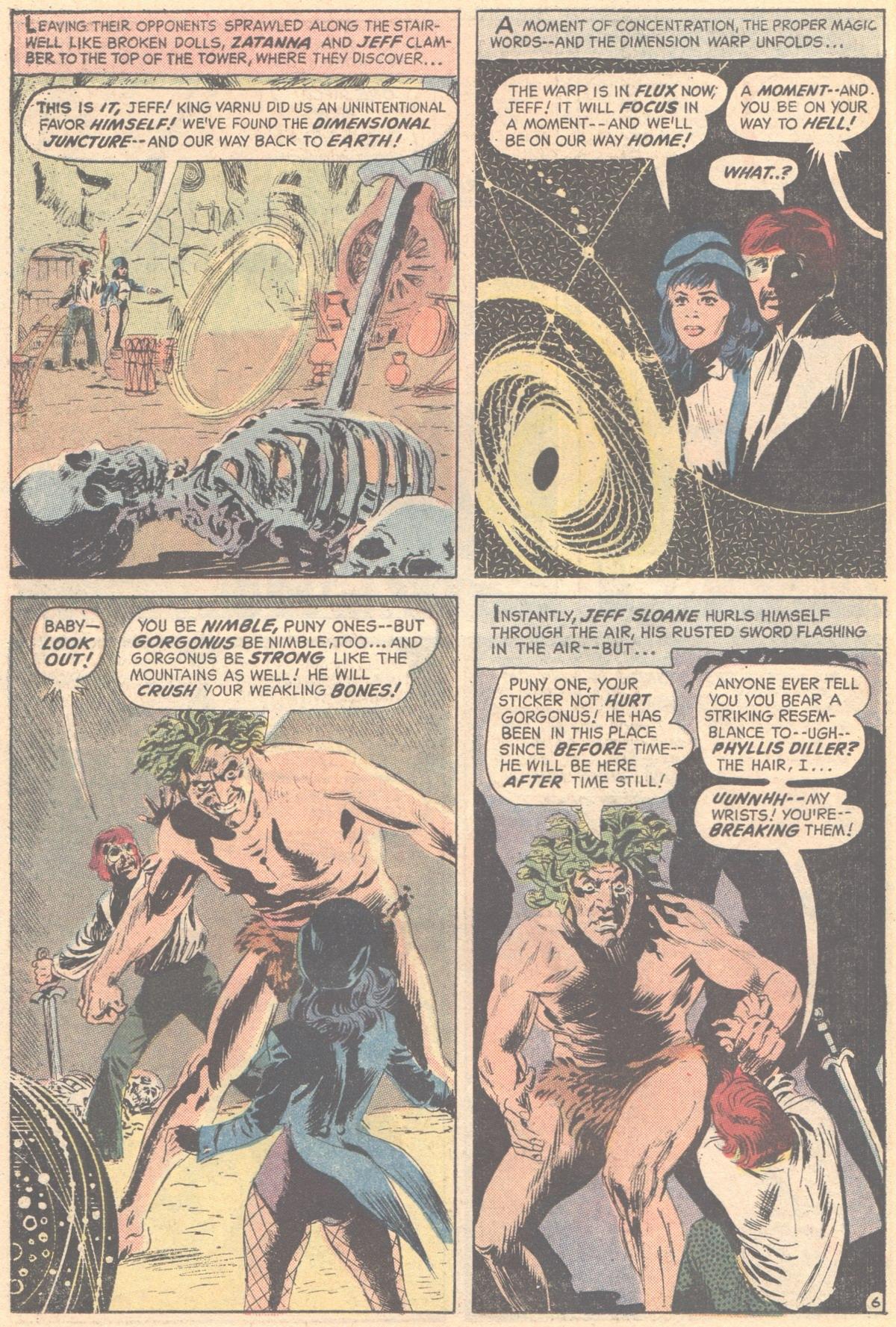 Read online Adventure Comics (1938) comic -  Issue #414 - 18