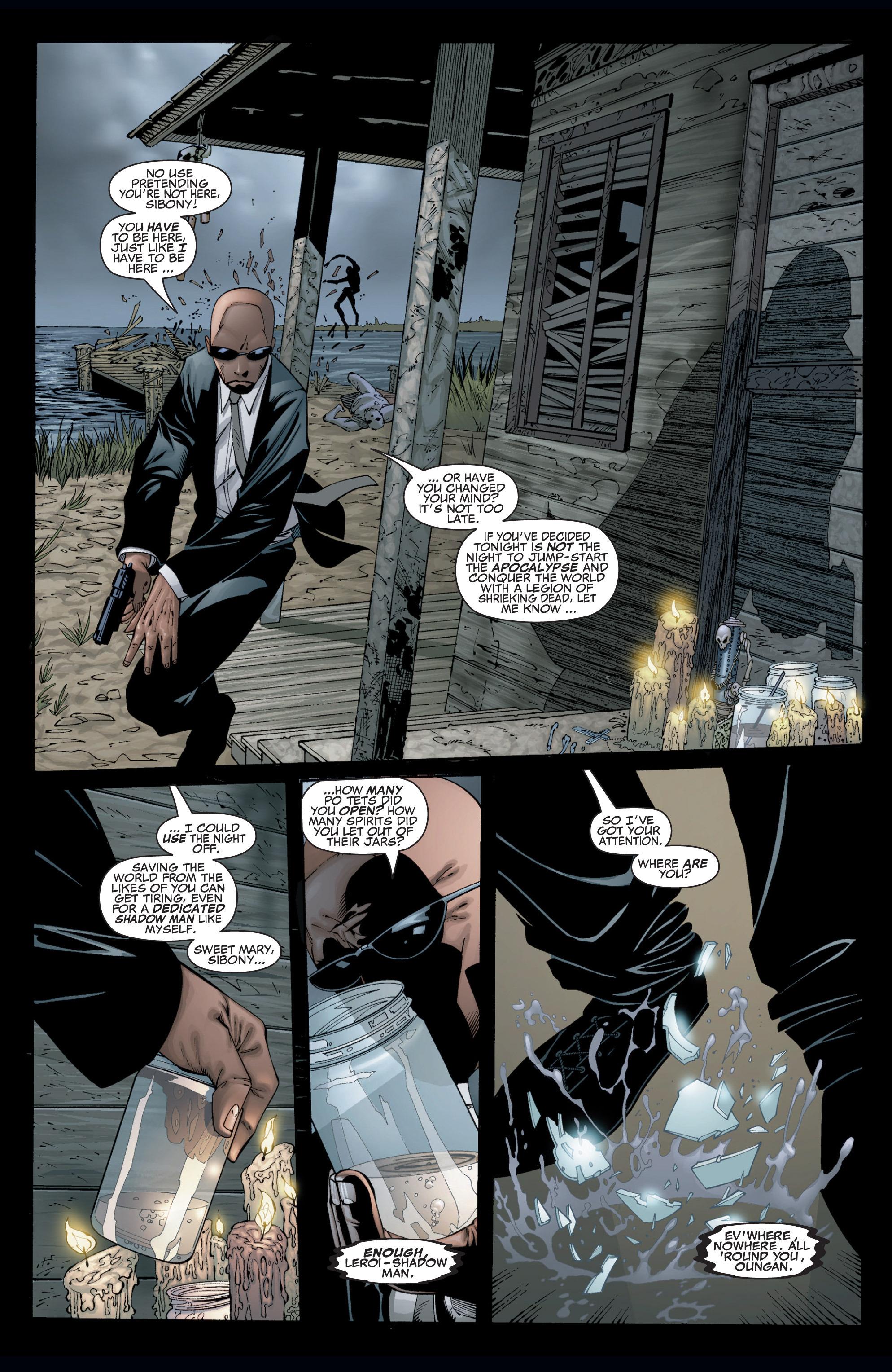 Read online Shadowman (1999) comic -  Issue #1 - 9