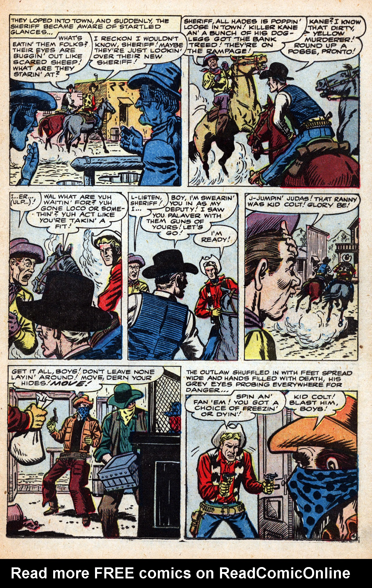 Read online Two-Gun Kid comic -  Issue #15 - 23
