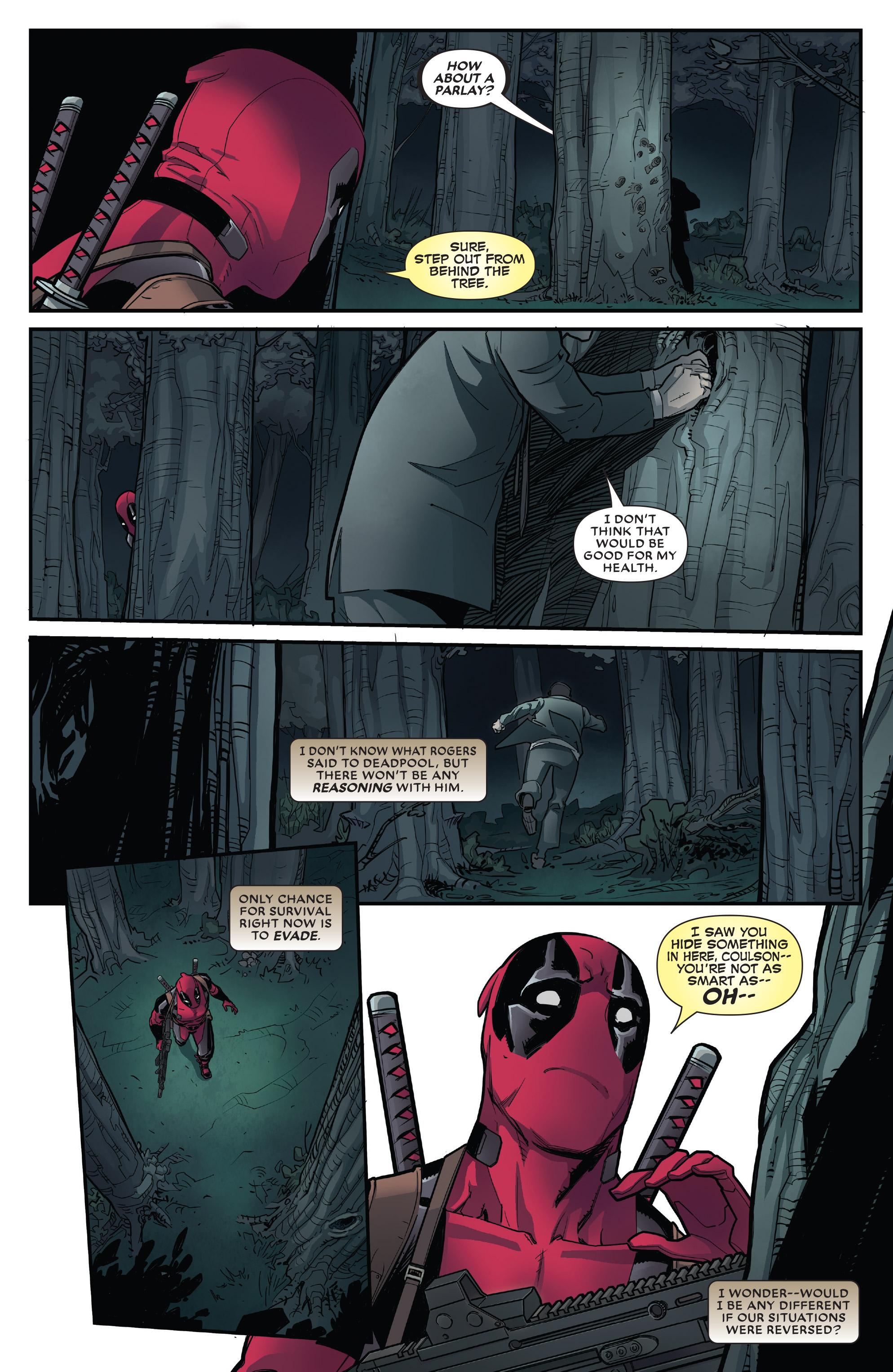 Read online Deadpool (2016) comic -  Issue #31 - 13