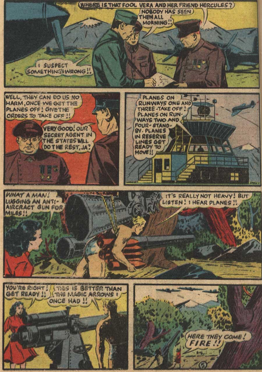 Blue Ribbon Comics (1939) issue 7 - Page 20