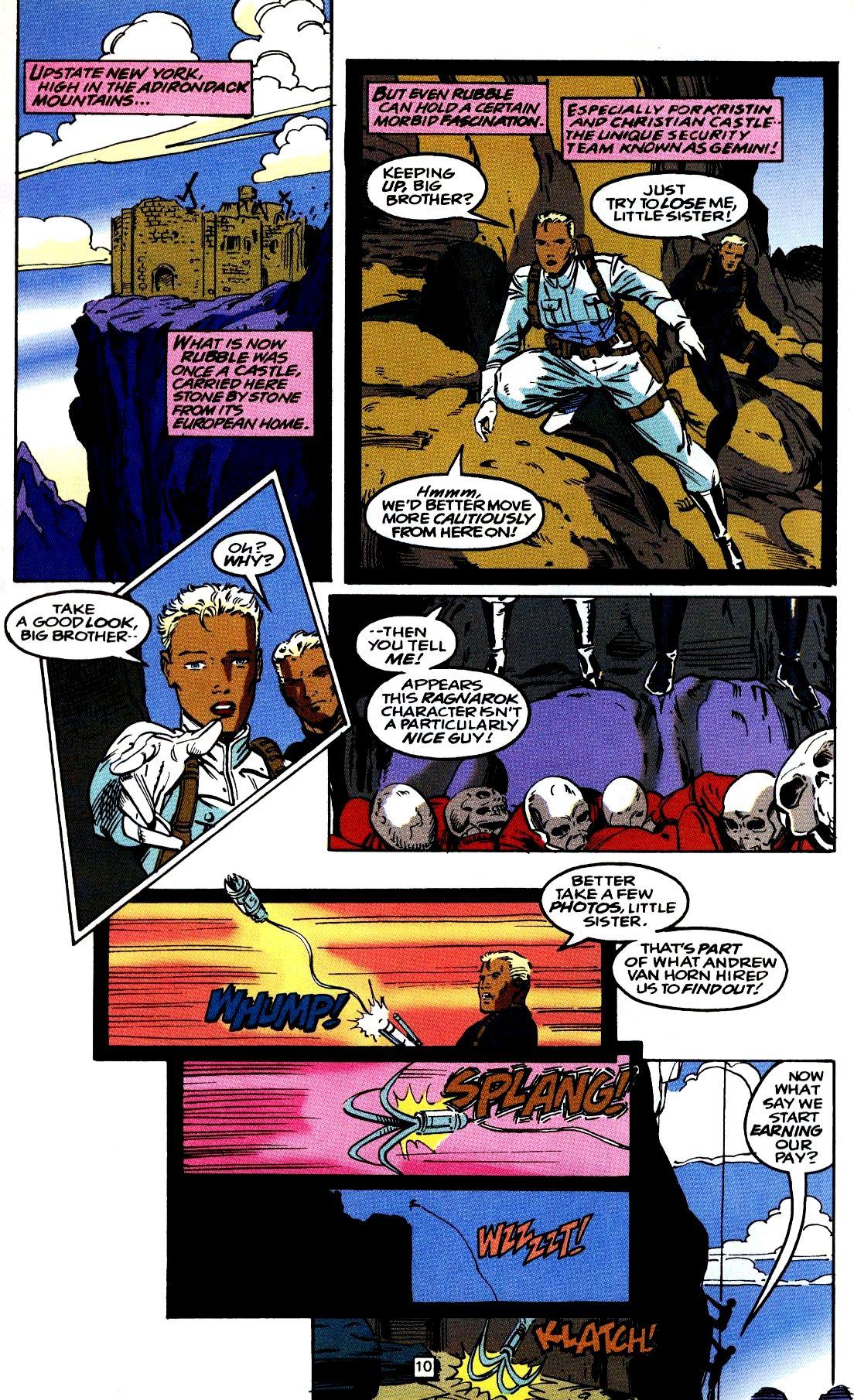 Read online Gunfire comic -  Issue #7 - 14