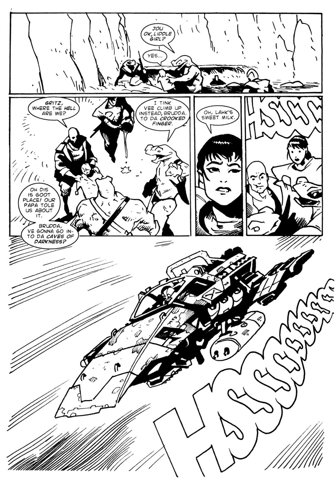 Negative Burn issue 43 - Page 4