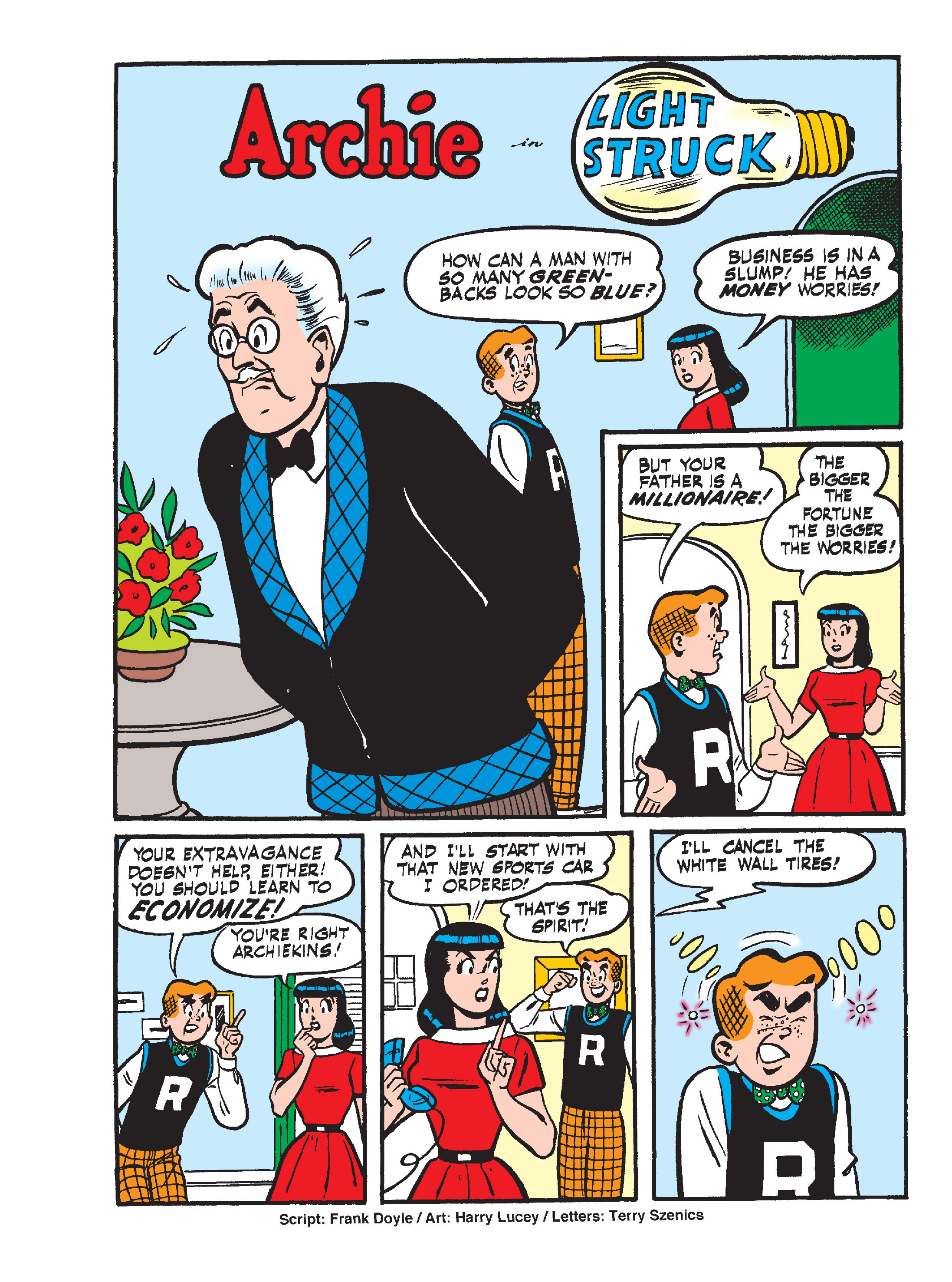 Read online World of Archie Double Digest comic -  Issue #55 - 146