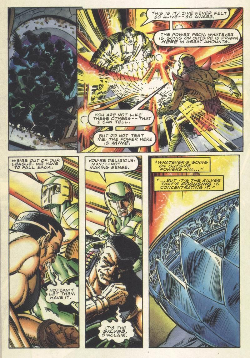 Read online Secret Weapons comic -  Issue #13 - 17