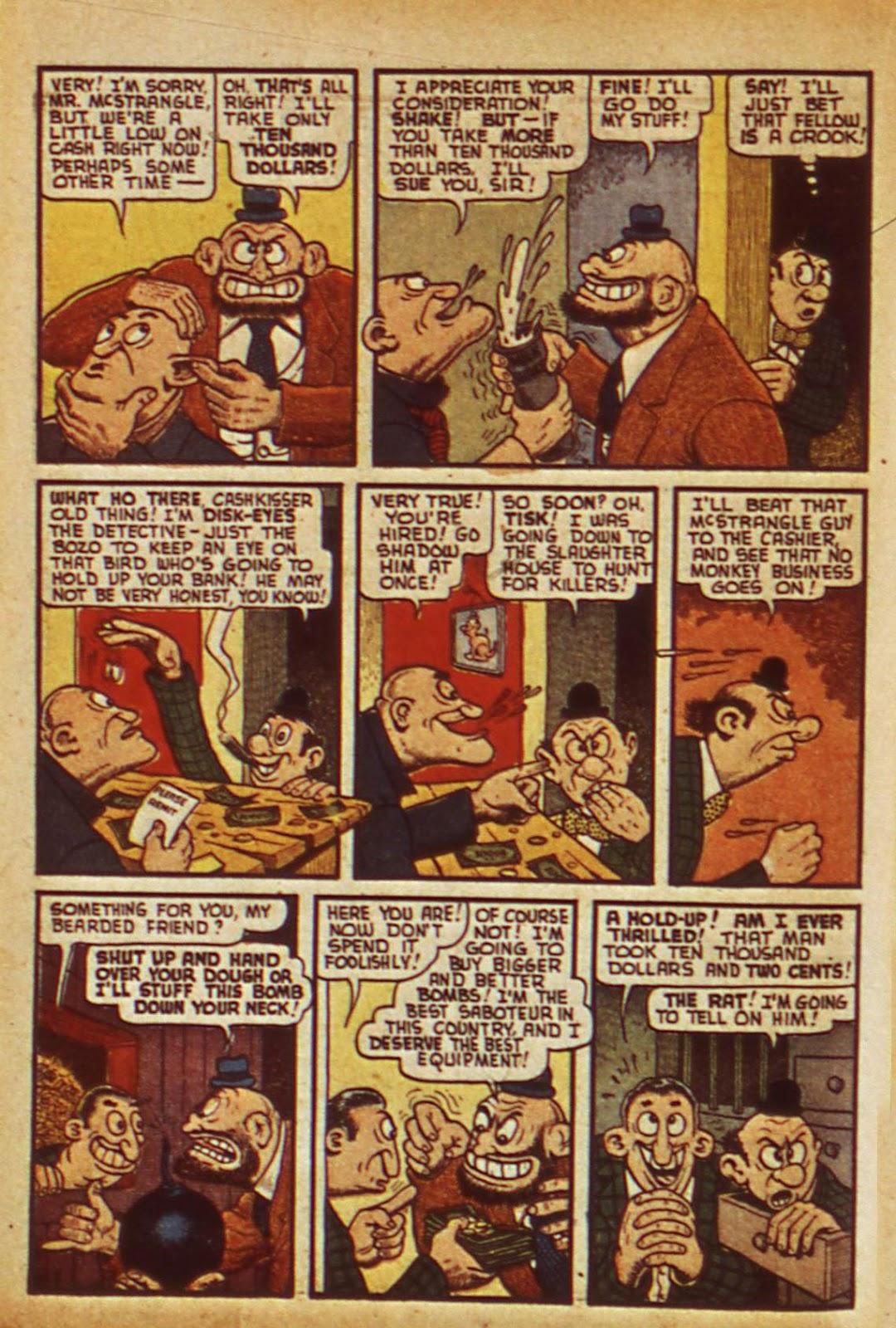 USA Comics issue 7 - Page 42