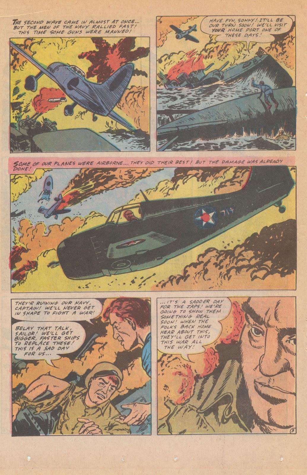 Read online Fightin' Navy comic -  Issue #132 - 20