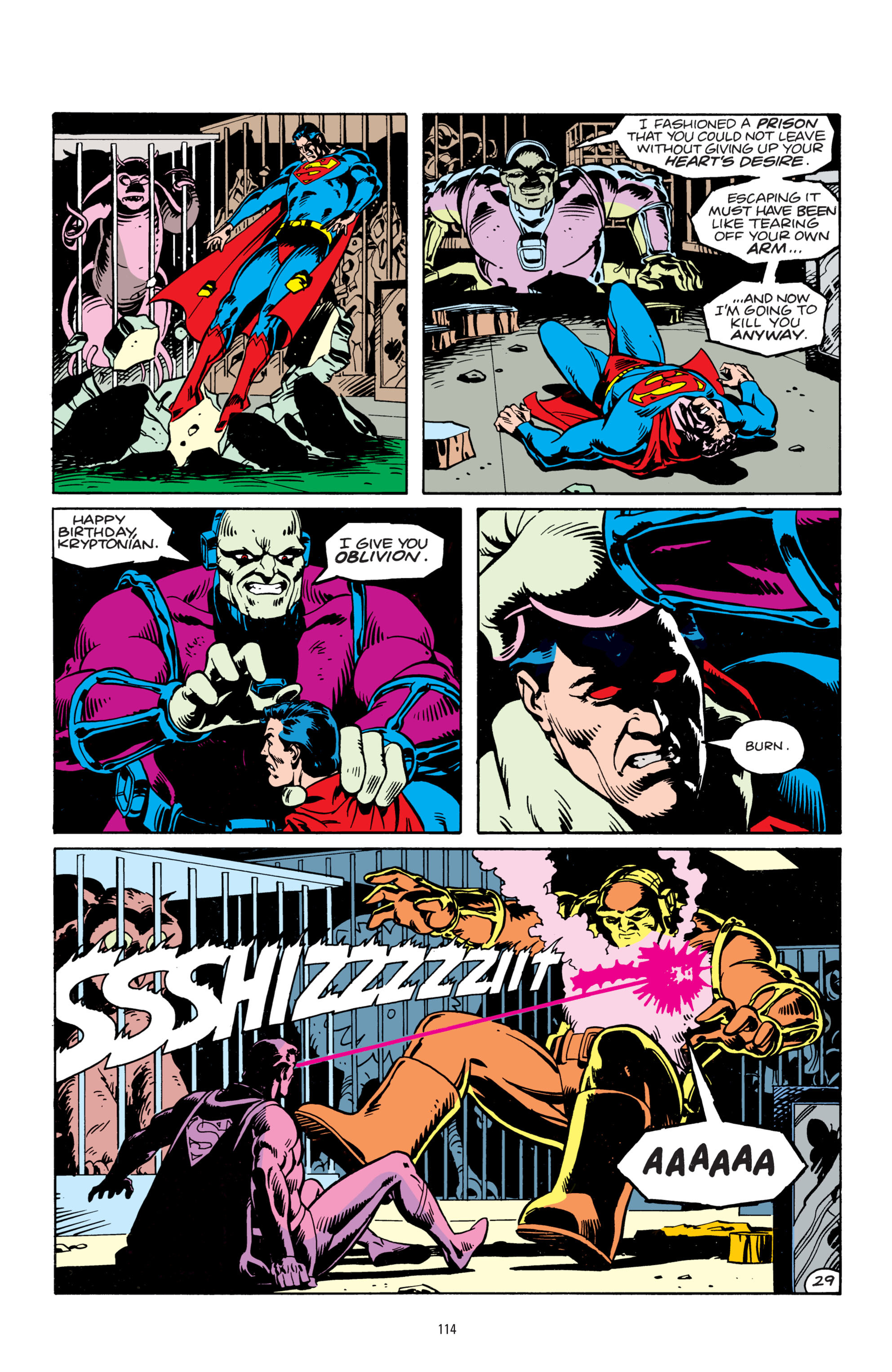 Read online Superman: Whatever Happened to the Man of Tomorrow? comic -  Issue # TPB - 113