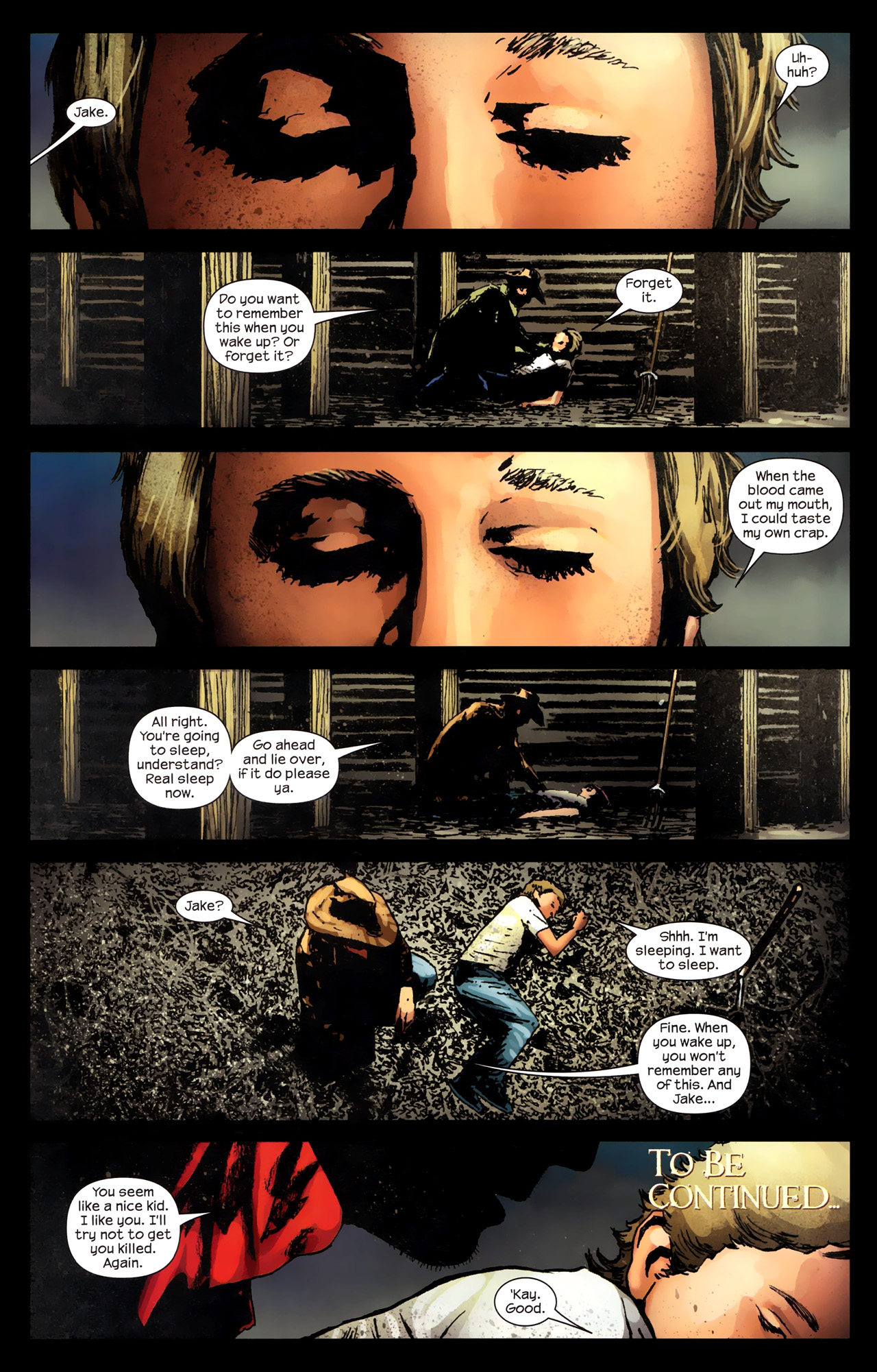 Read online Dark Tower: The Gunslinger - The Way Station comic -  Issue #2 - 22
