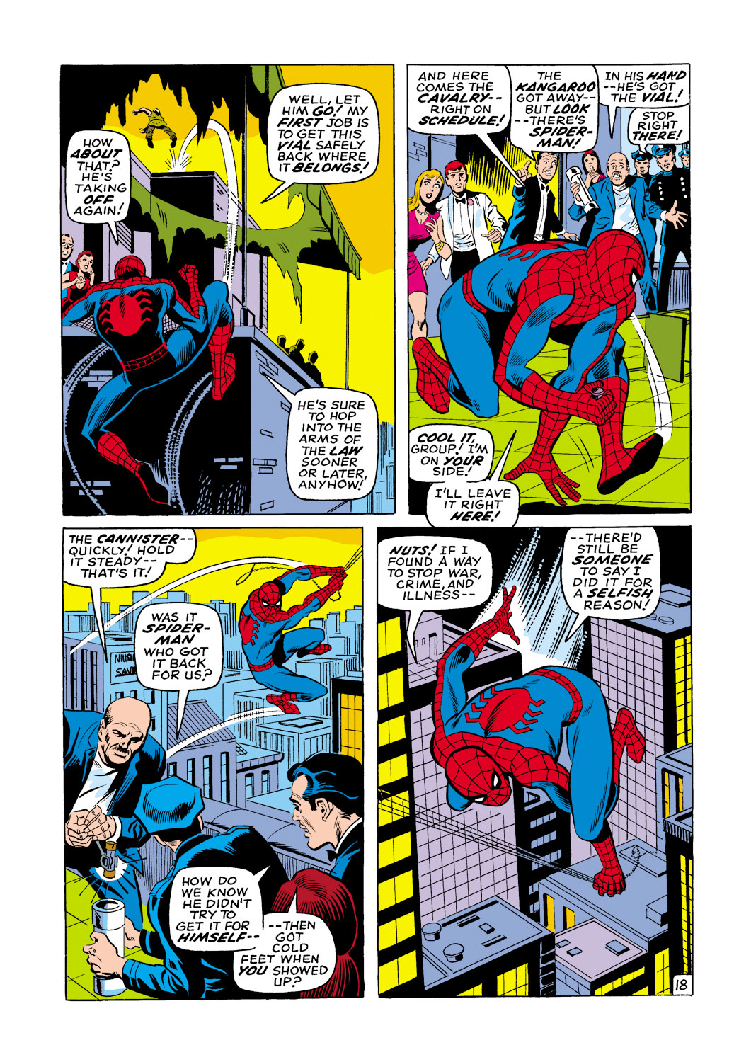 The Amazing Spider-Man (1963) 81 Page 18