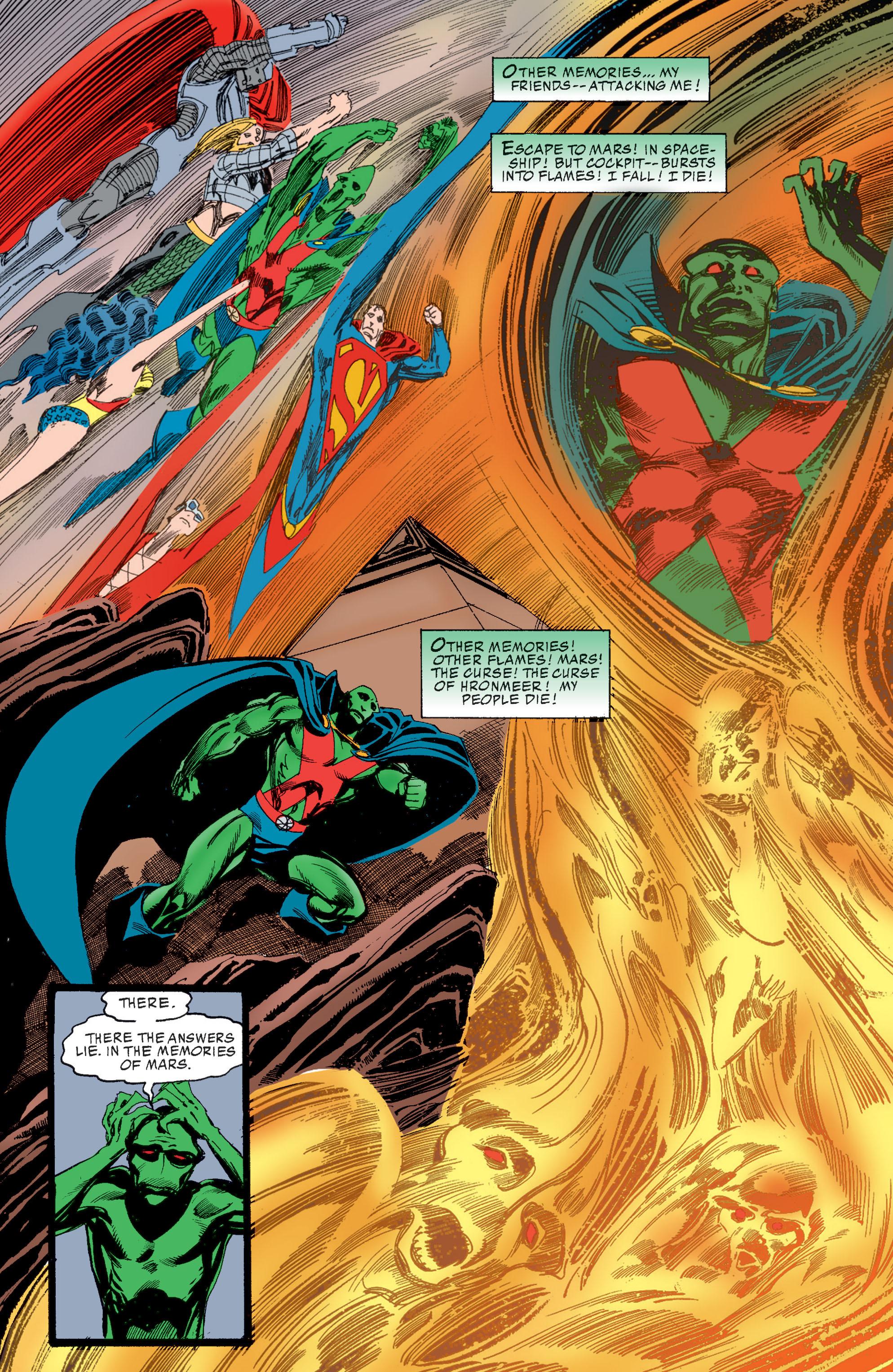 Read online Martian Manhunter: Son of Mars comic -  Issue # TPB - 200
