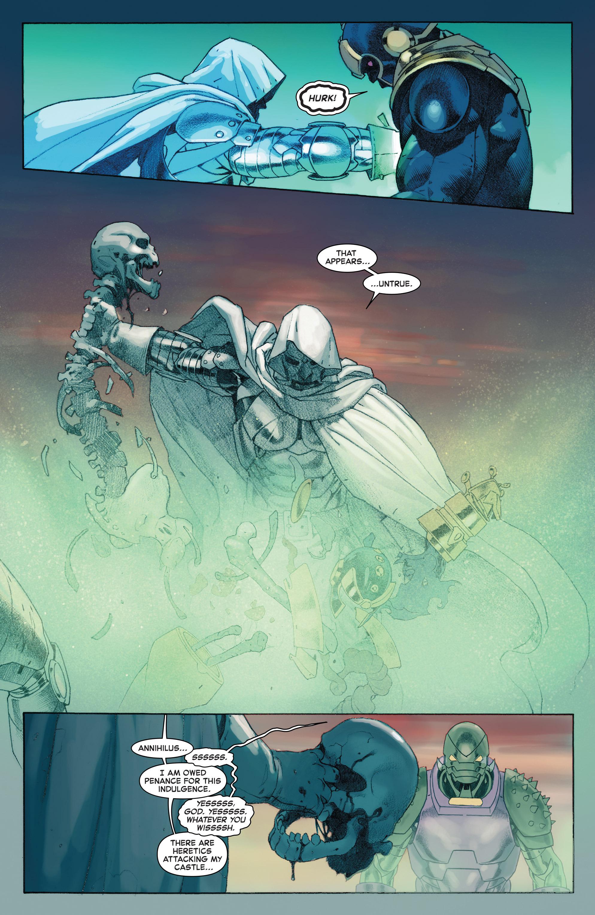 Read online Secret Wars comic -  Issue #8 - 22