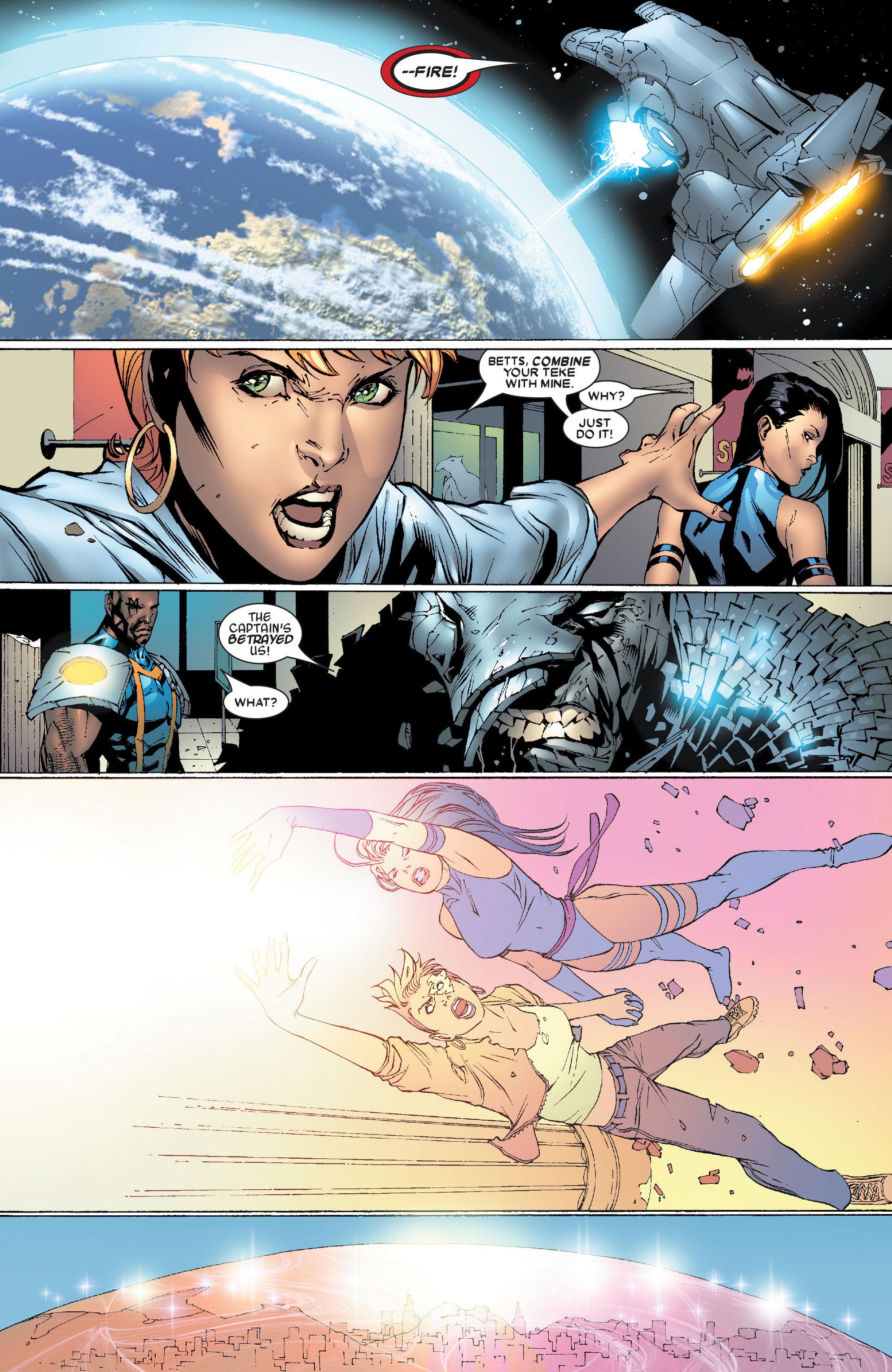 Read online Uncanny X-Men (1963) comic -  Issue #471 - 20
