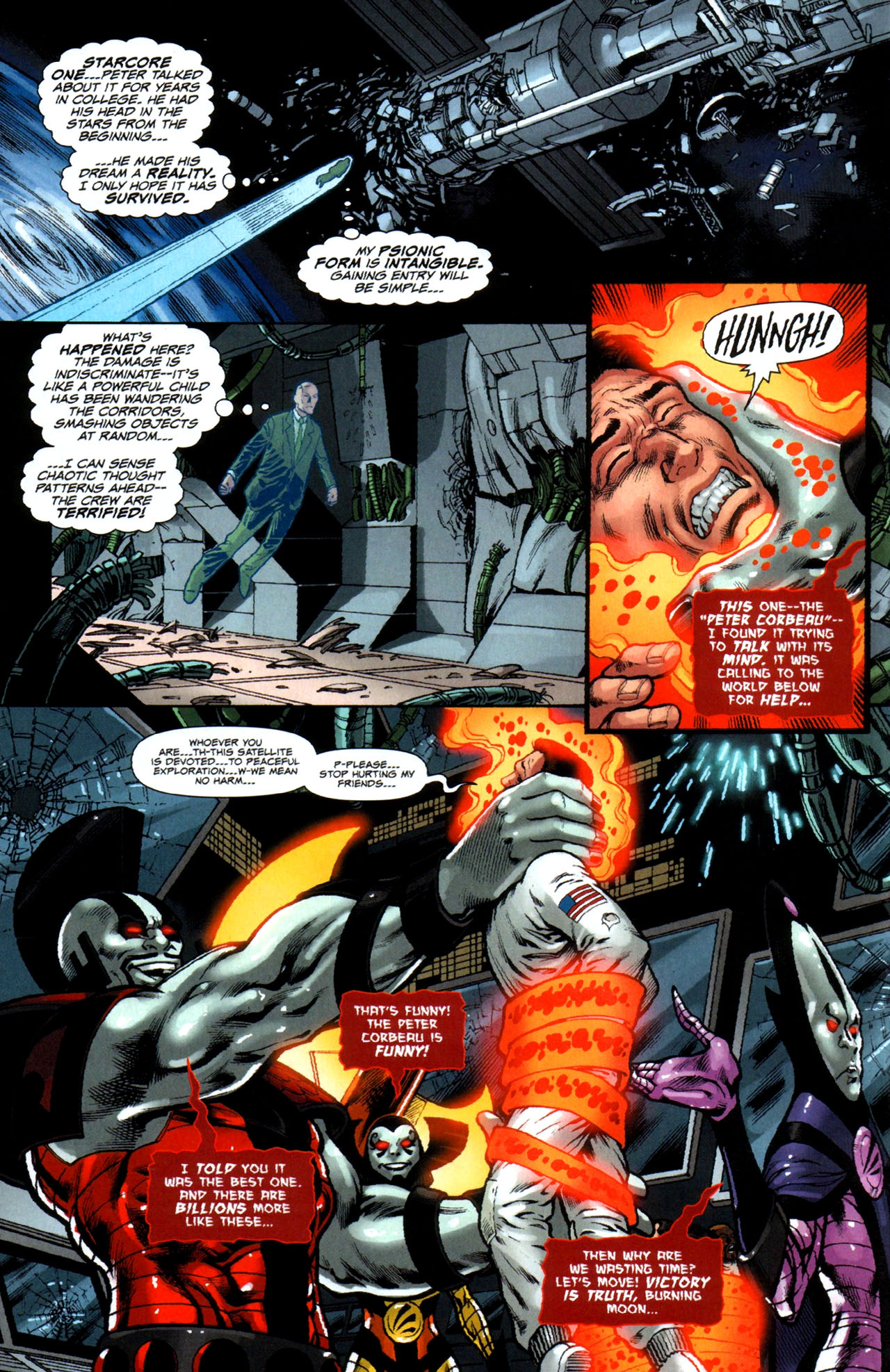 Read online Uncanny X-Men: First Class comic -  Issue #5 - 3