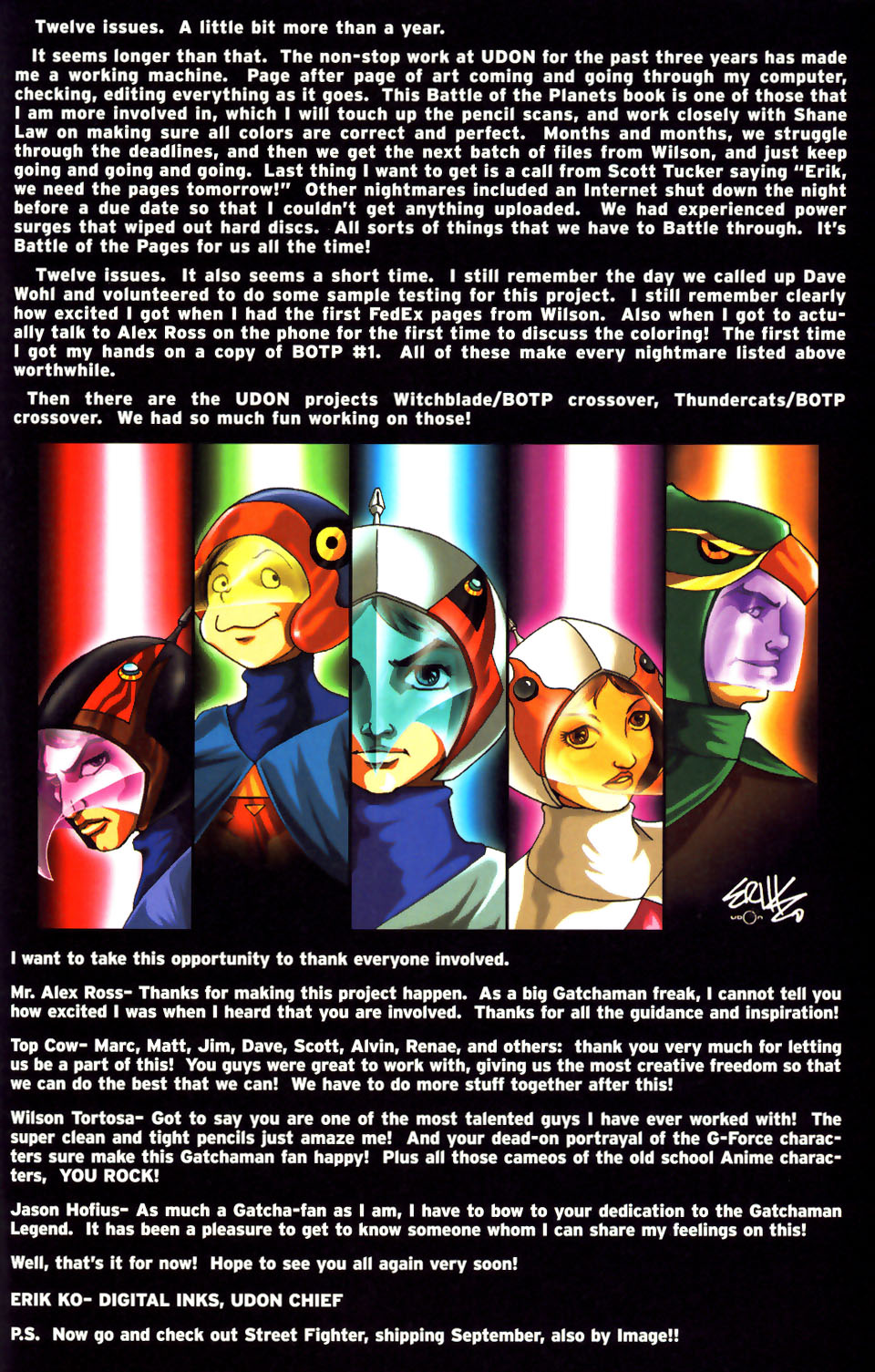 Battle of the Planets Issue #12 #14 - English 44