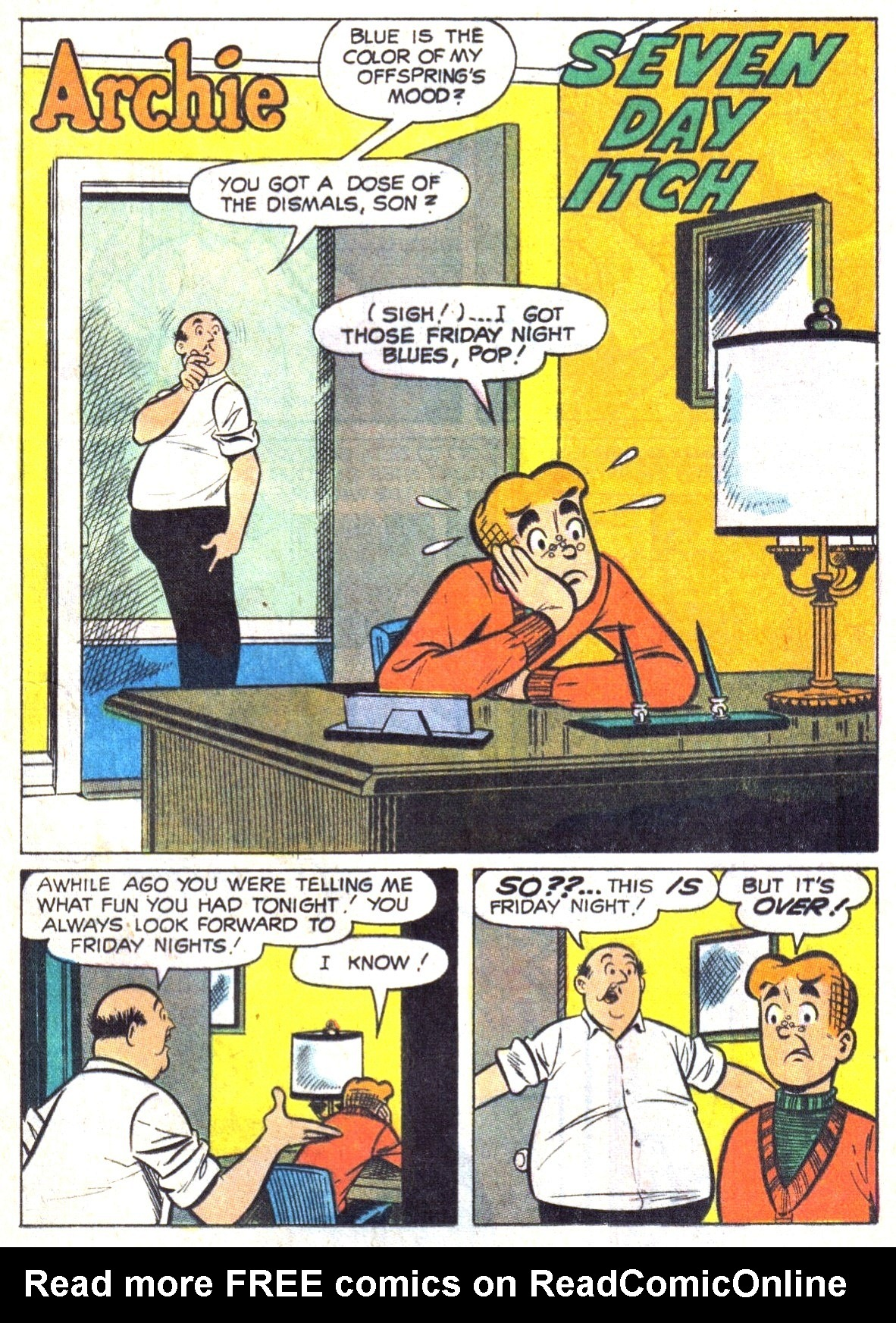 Read online Archie (1960) comic -  Issue #191 - 13
