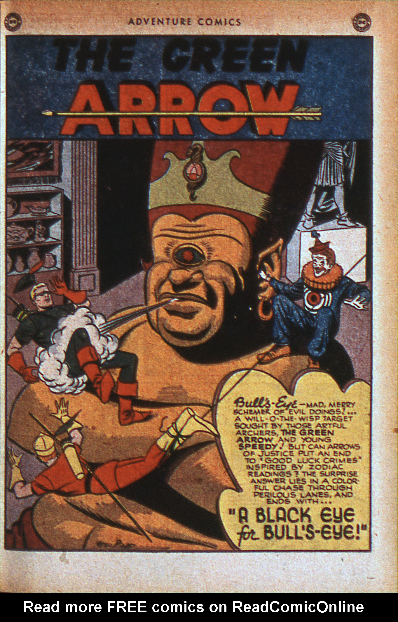 Read online Adventure Comics (1938) comic -  Issue #124 - 24
