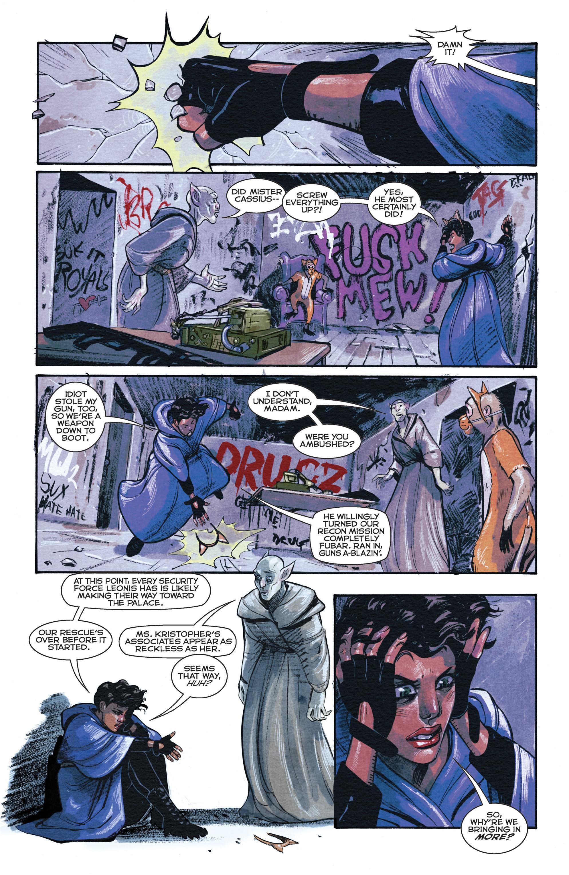 Read online Shutter comic -  Issue #16 - 6
