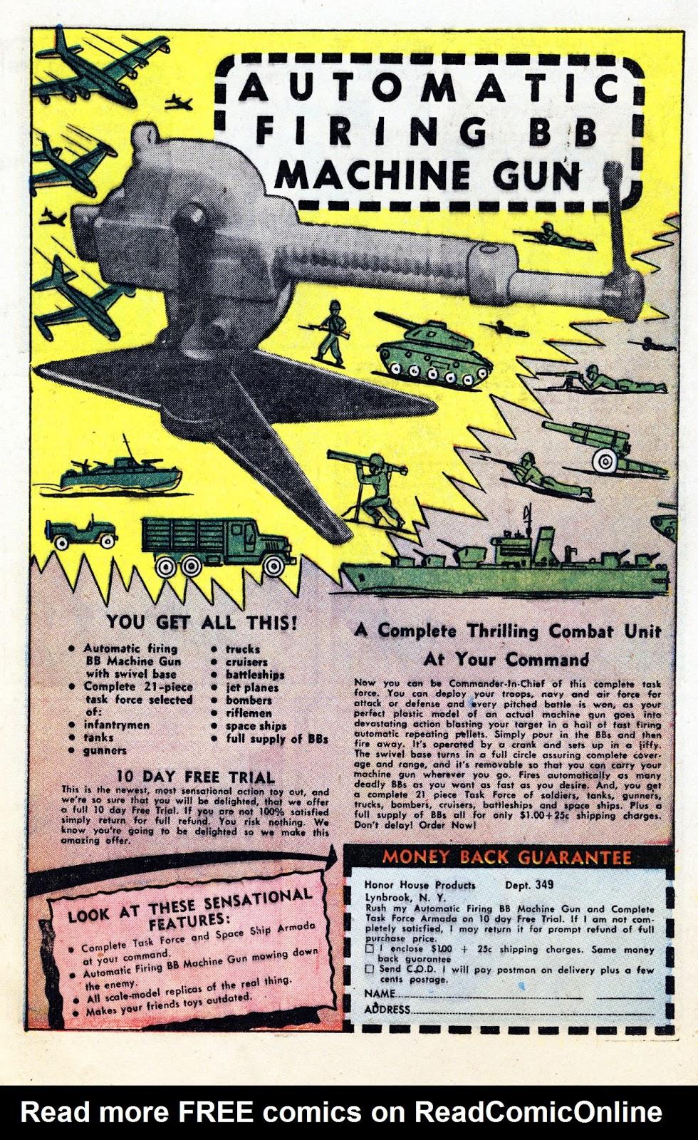 Gunsmoke Western issue 36 - Page 13
