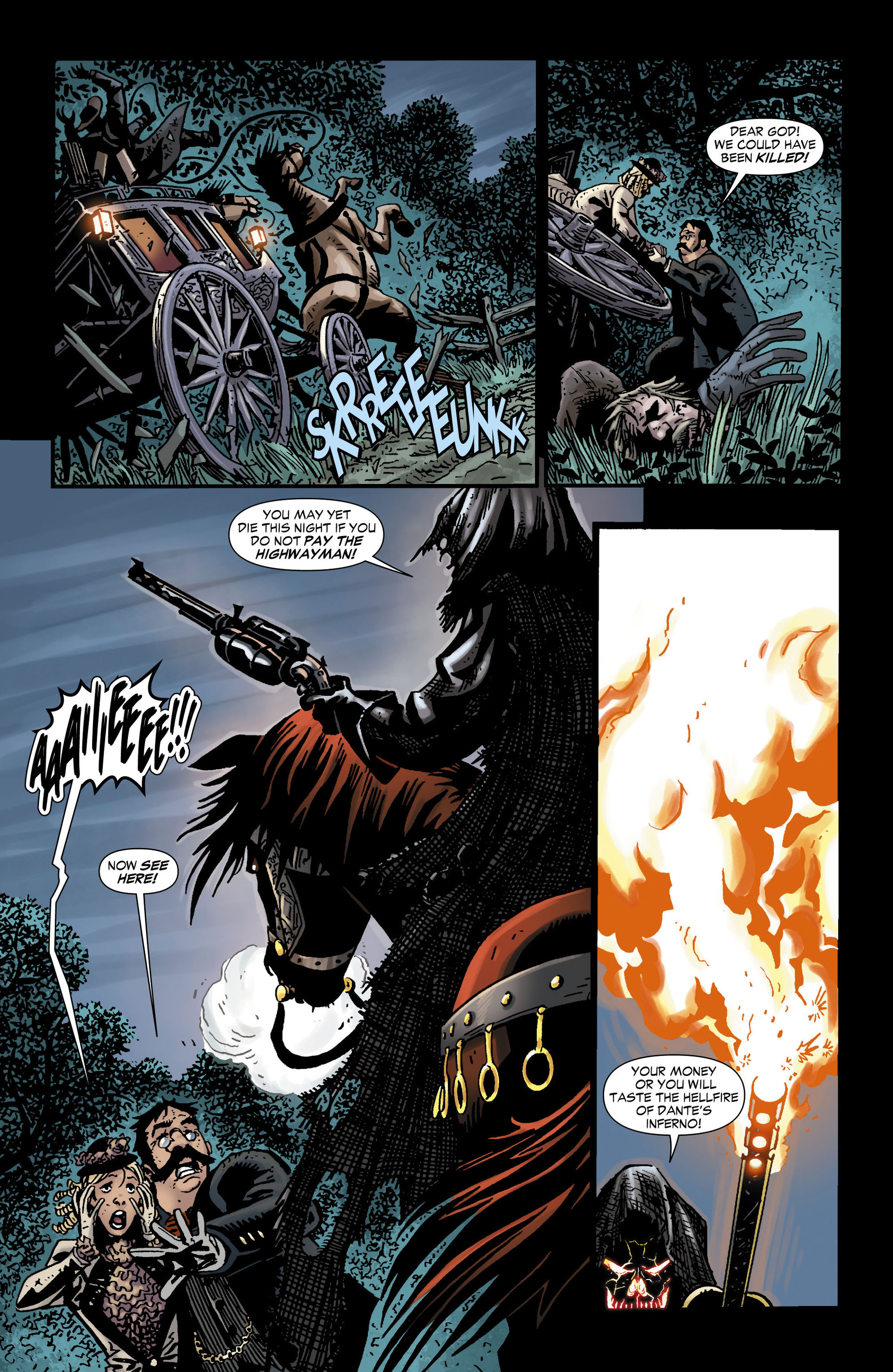 Read online All-Star Western (2011) comic -  Issue #11 - 24